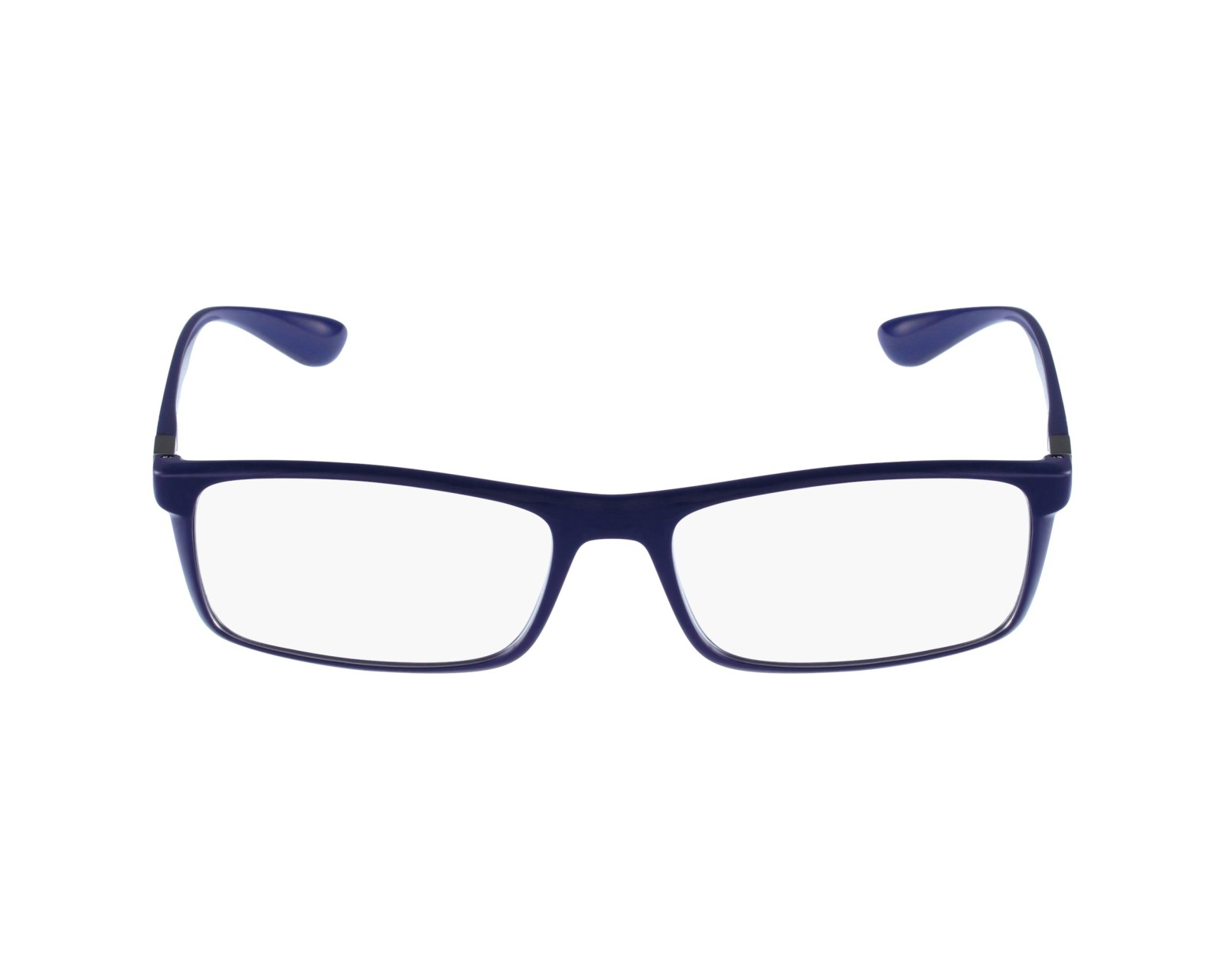 86770c8ced eyeglasses Ray-Ban RX-7035 5431 - Blue profile view