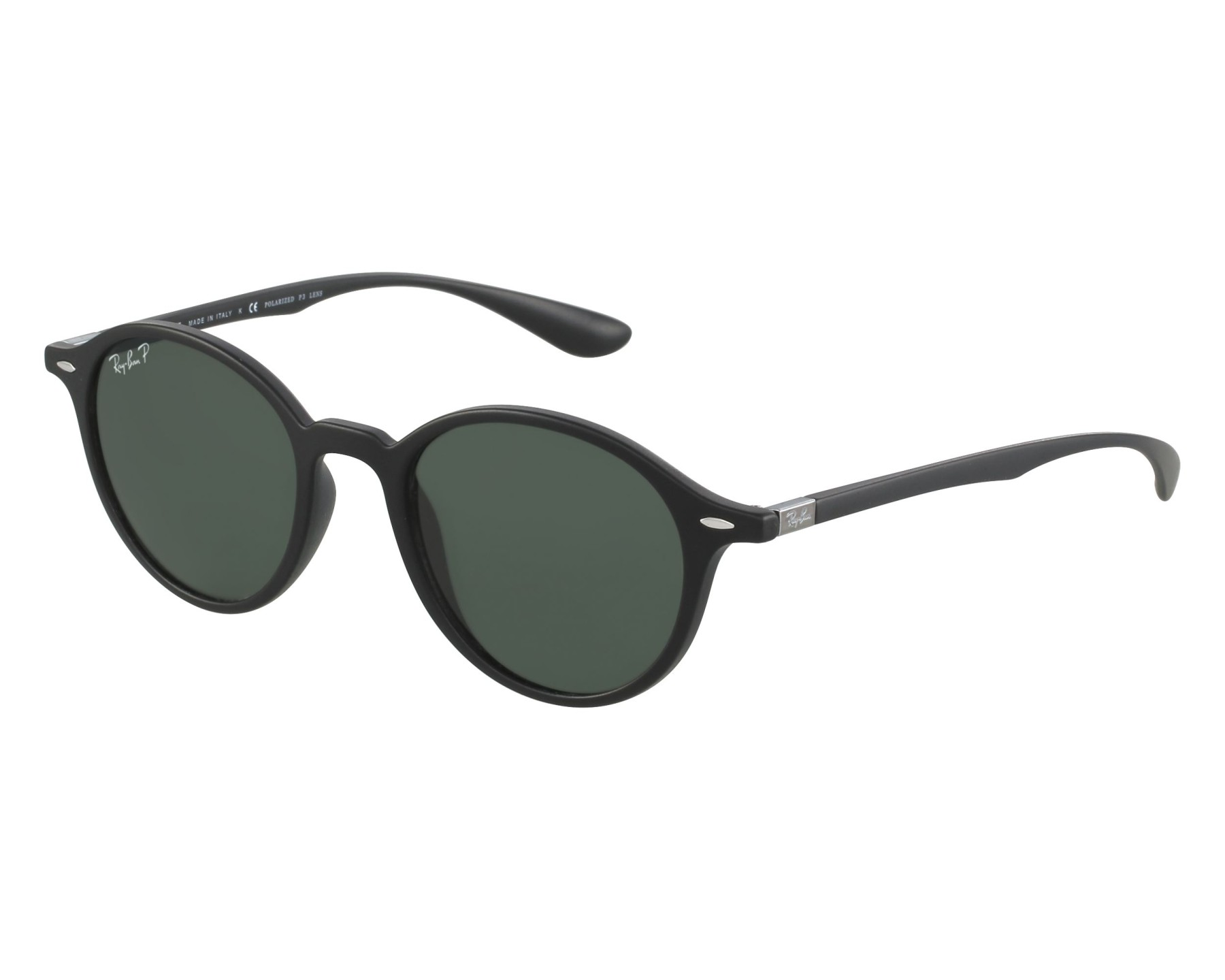 b8ccffc9835 Sunglasses Ray-Ban RB-4237 601S58 50-21 Black front view