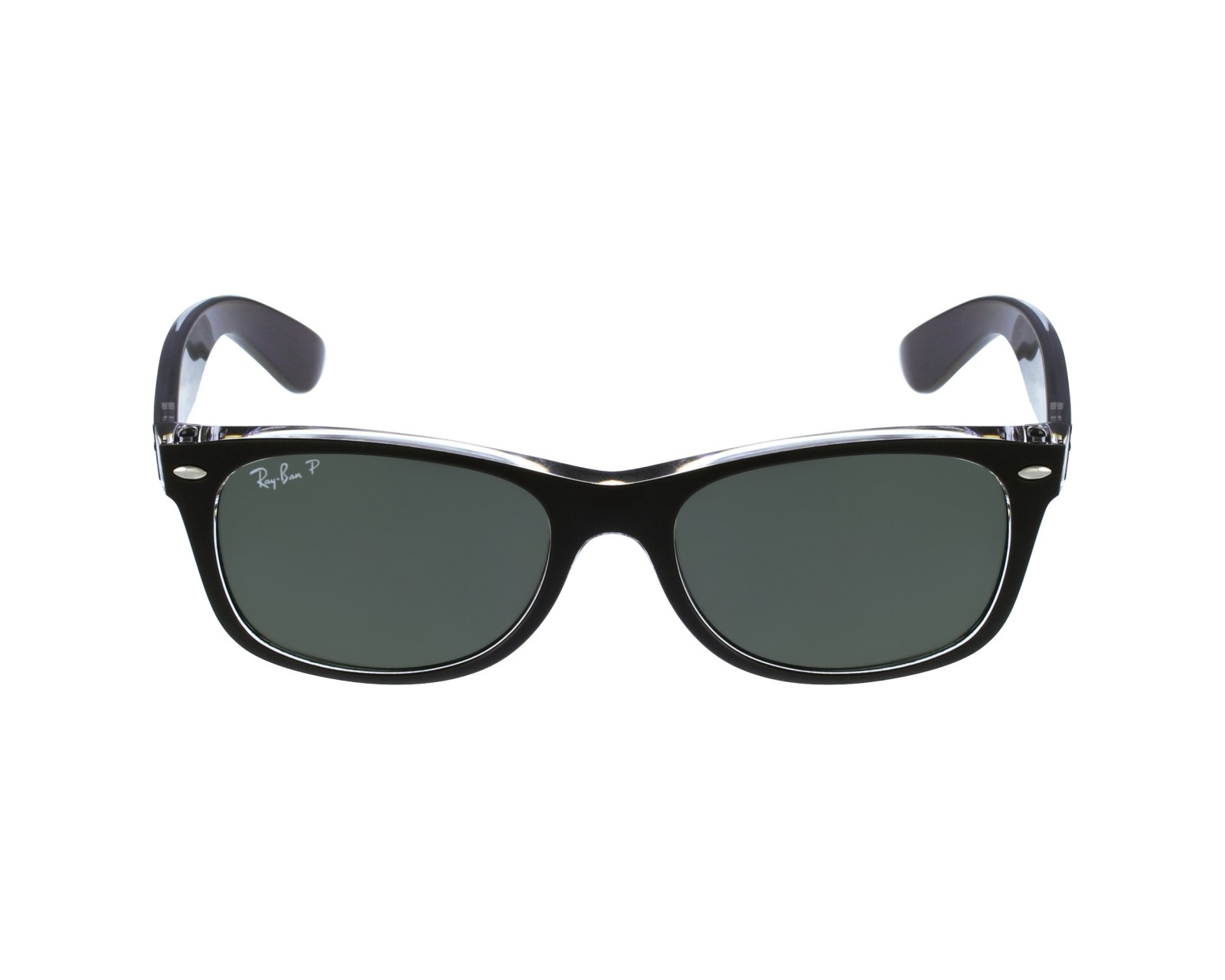 e195d42a811 Sunglasses Ray-Ban RB-2132 605258 52-18 Black profile view