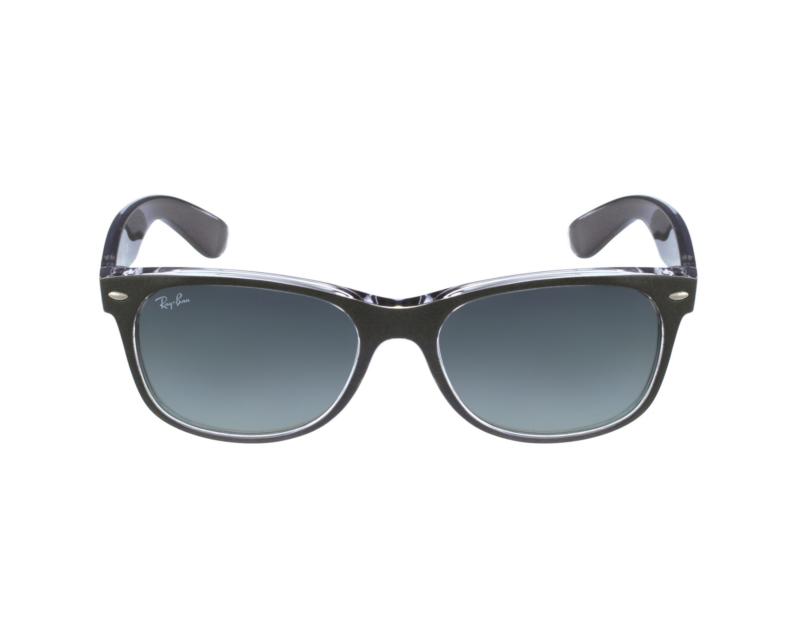 8ff9da655a69 Sunglasses Ray-Ban RB-2132 614371 52-18 Grey profile view