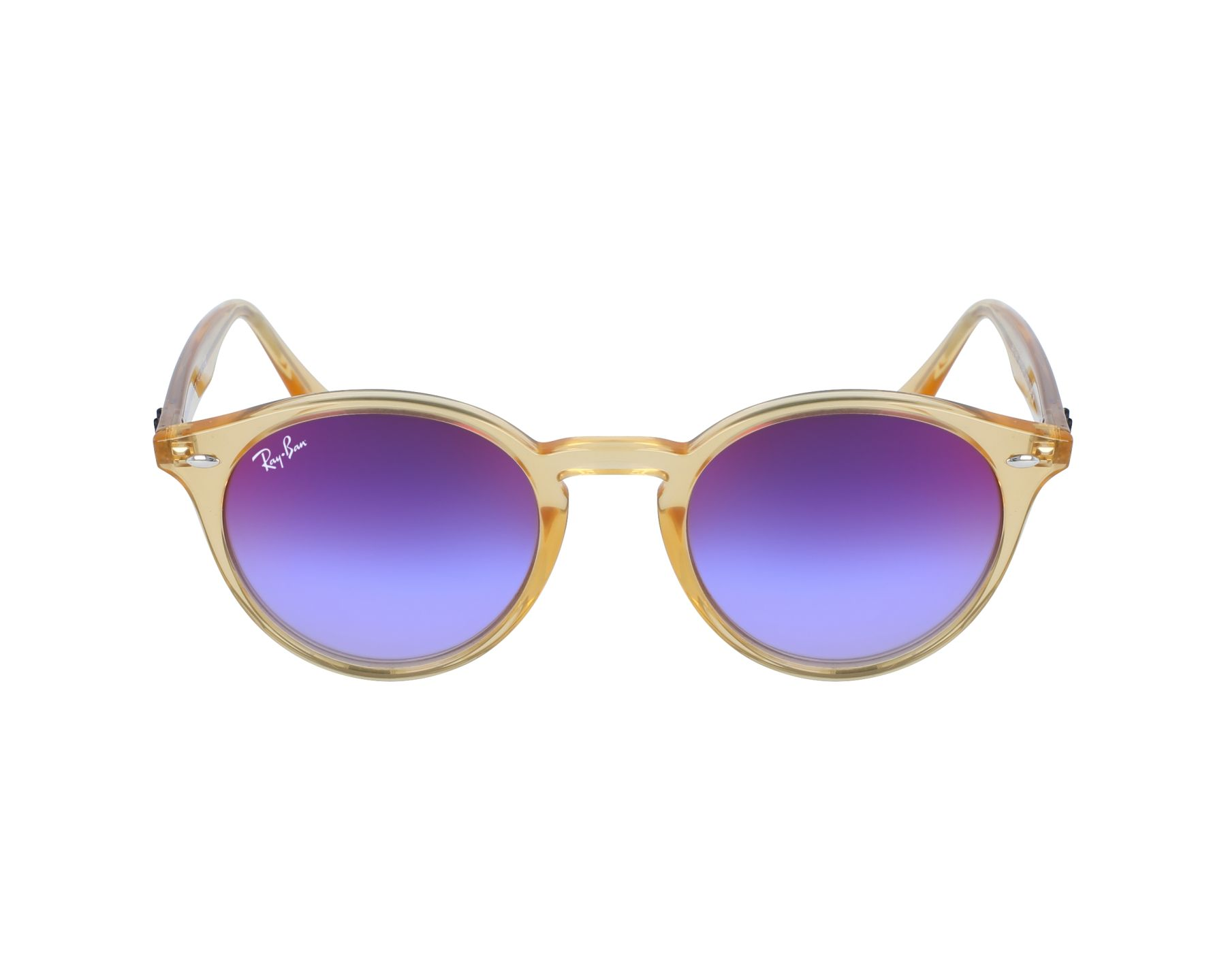 lunette de soleil femme ray ban effet miroir