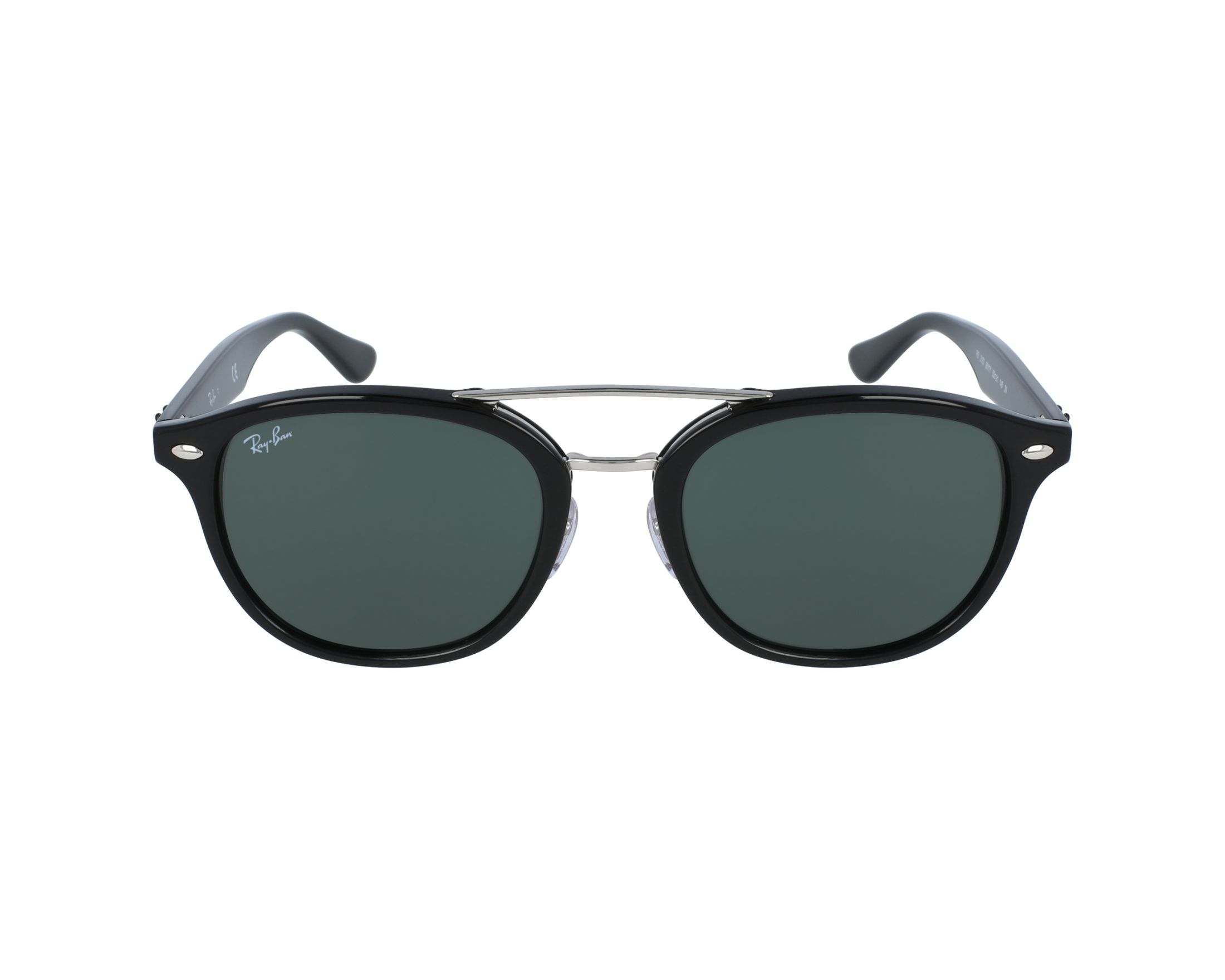 7989b15422 Sunglasses Ray-Ban RB-2183 901 71 53-21 Black profile view