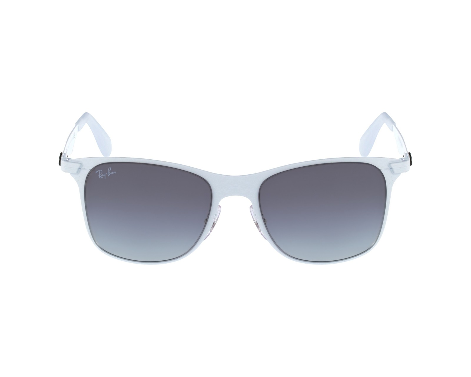 333349d6ce thumbnail Sunglasses Ray-Ban RB-3521 163 11 - White profile view