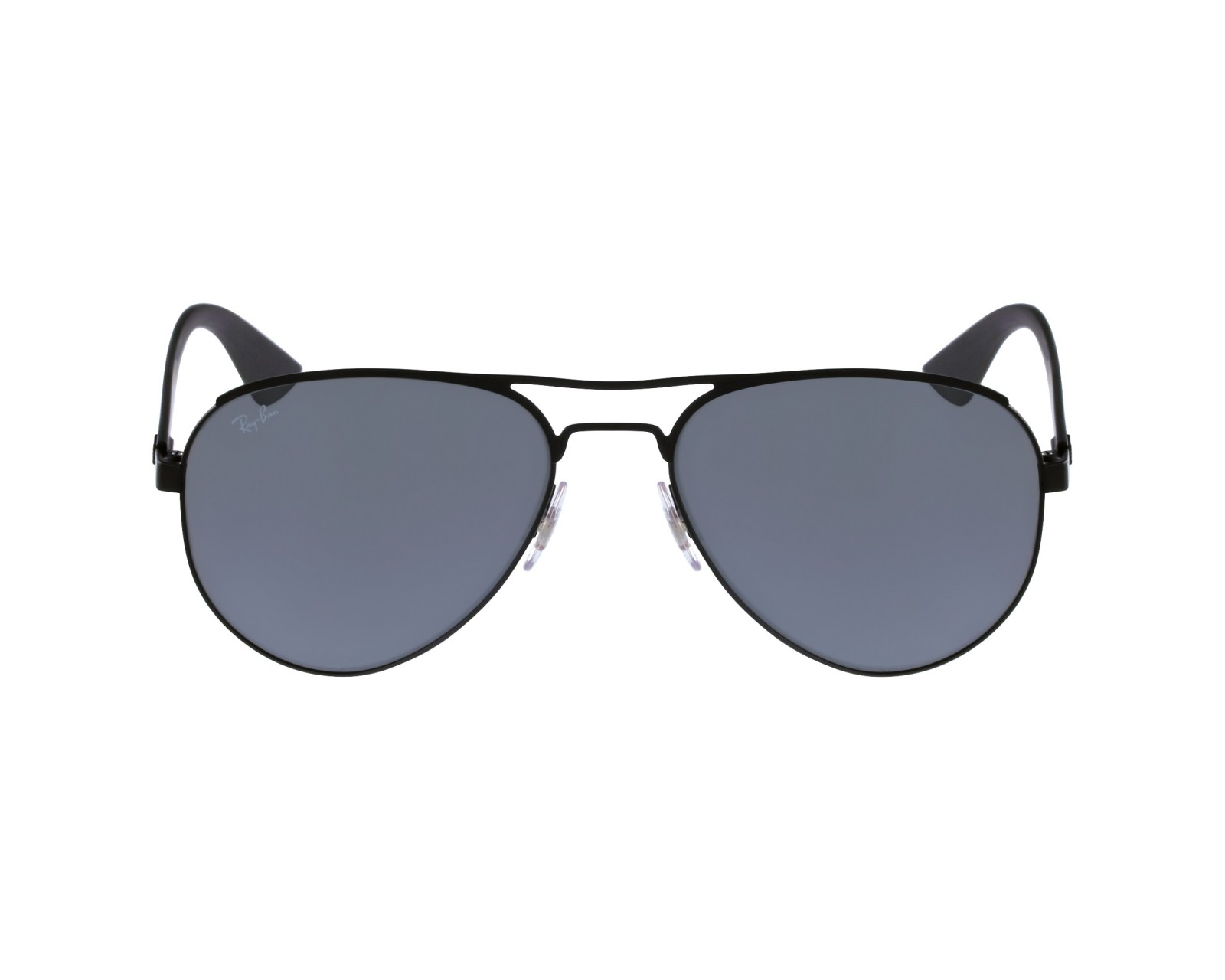 435a4f71158 thumbnail Sunglasses Ray-Ban RB-3523 006 6G - Black profile view