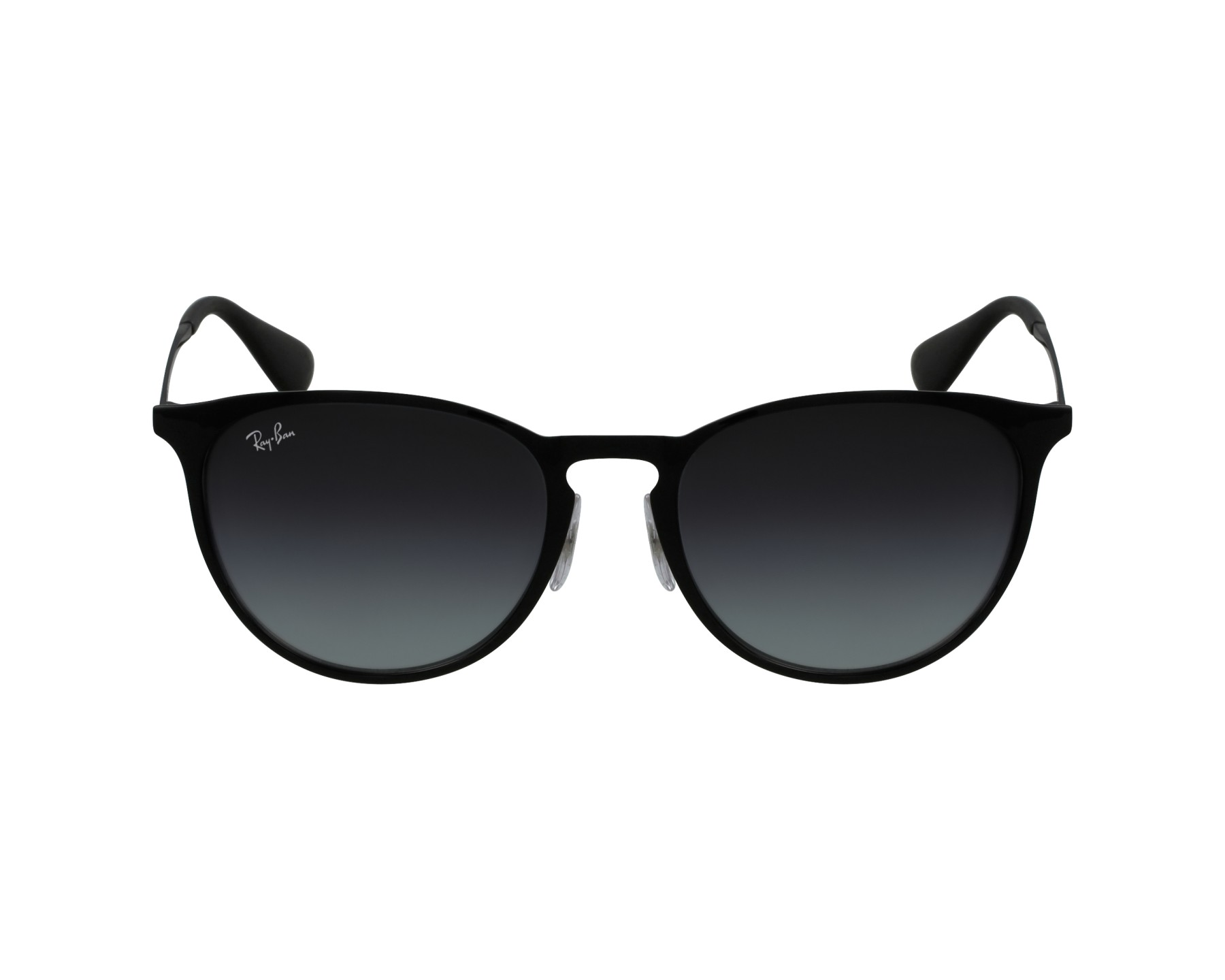 eed7076af33 Sunglasses Ray-Ban RB-3539 002 8G 54-19 Black profile view