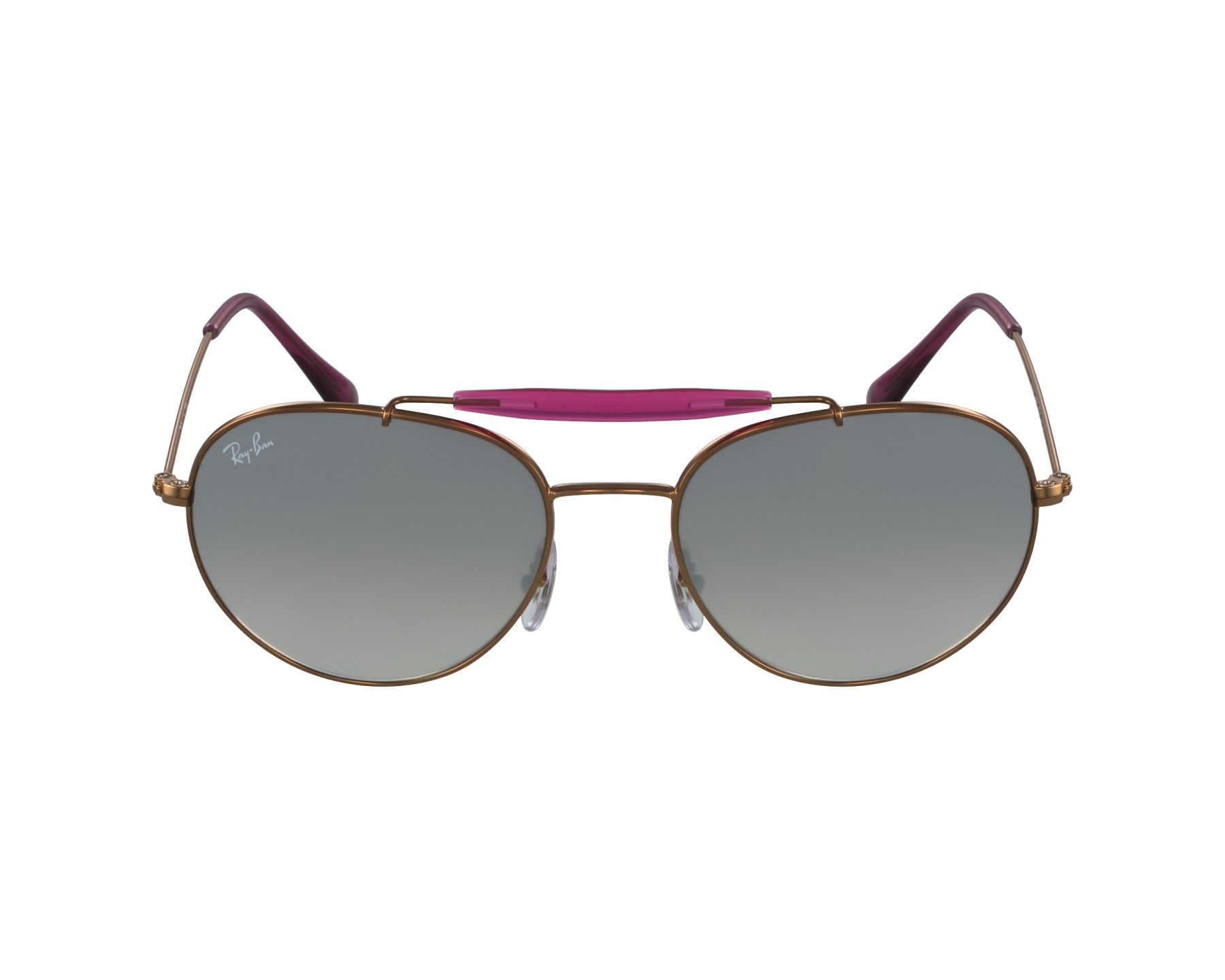 f5f73be057 Sunglasses Ray-Ban RB-3540 198 90 53-18 Gold Pink profile