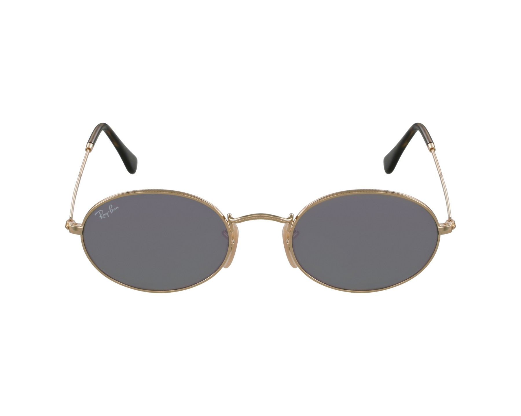 7539f3d1f06 Sunglasses Ray-Ban RB-3547-N 001 8O - Gold profile view