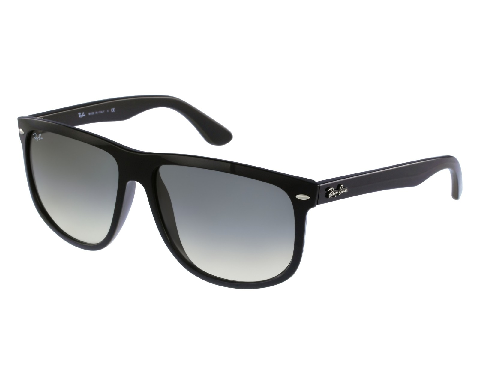 cfb8e0ae8a07 Sunglasses Ray-Ban RB-4147 601 32 60-15 Black Silver front