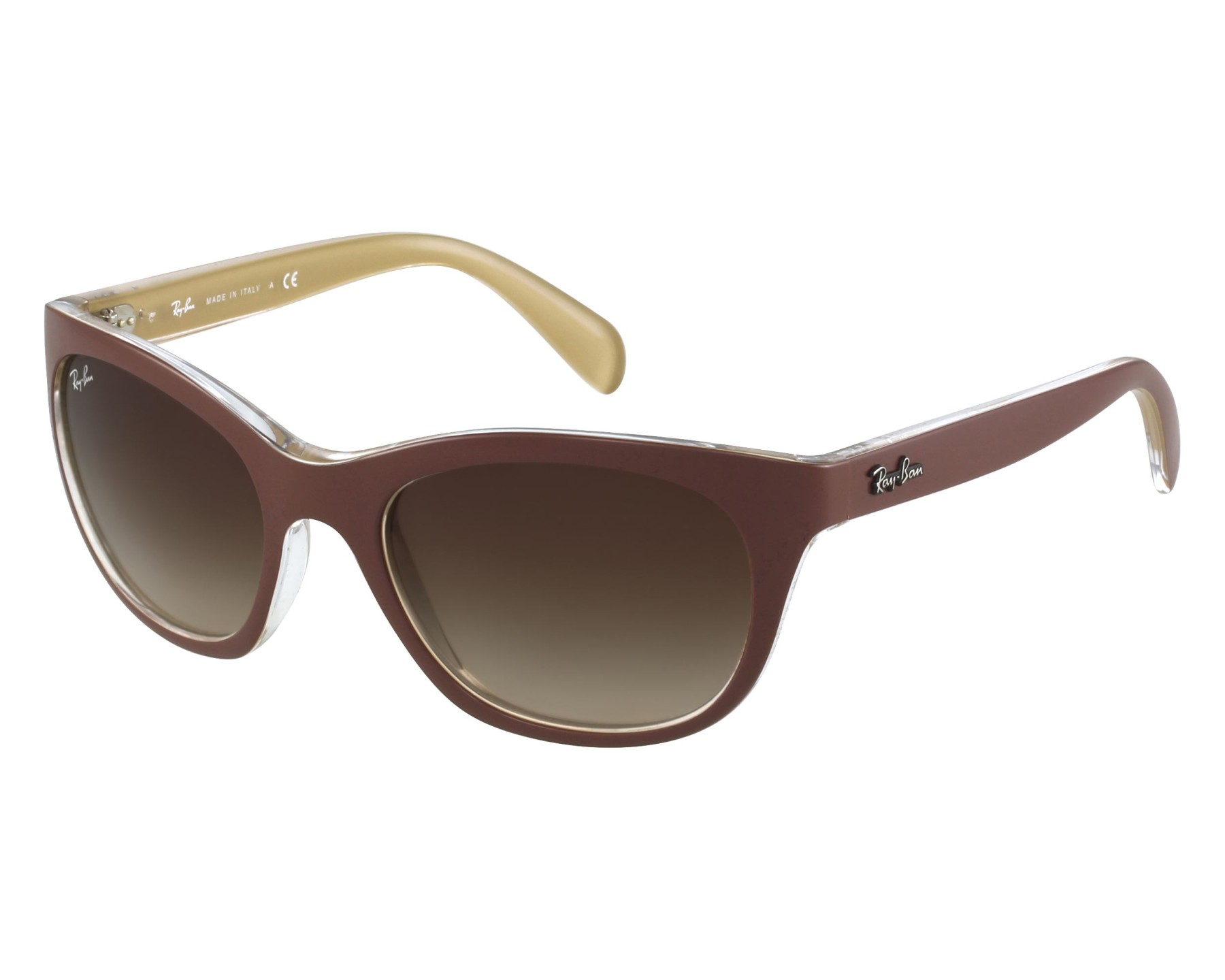 Ray Ban Sunglasses RB 8305 142/T3 Carbon 64MM - Elite