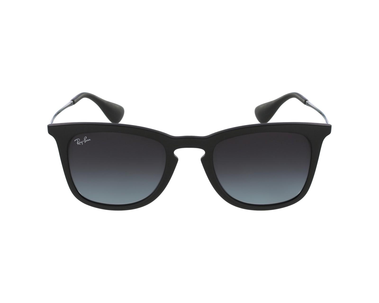 ef4d8f0339c Sunglasses Ray-Ban RB-4221 622 8G 50-19 Black profile view
