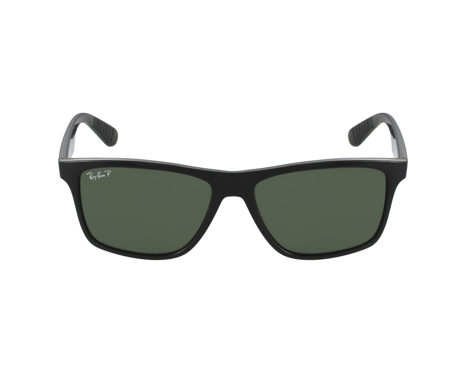 cafd1331371 Sunglasses Ray-Ban RB-4234 601 9A 58-16 Black profile view
