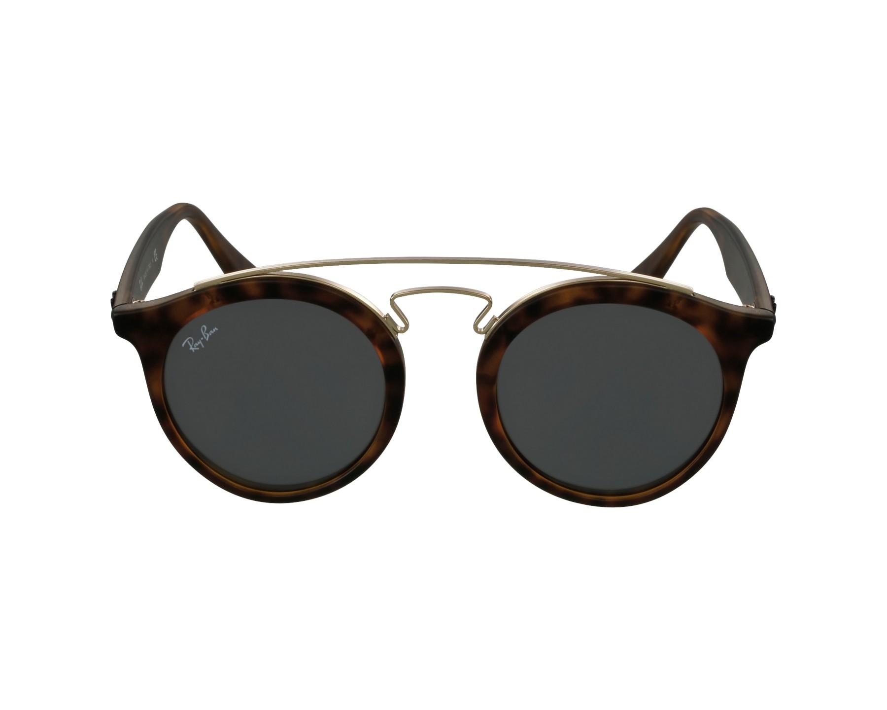 Sunglasses Ray-Ban RB-4256 6092 6G 46-20 Havana Gold profile 6c1197bb5a65