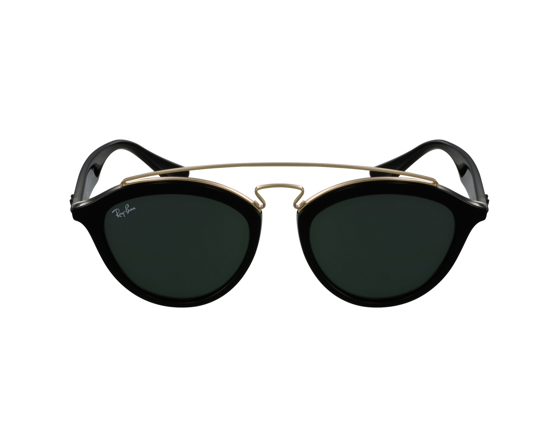 81026c5789 Sunglasses Ray-Ban RB-4257 601 71 53-19 Black Gold profile