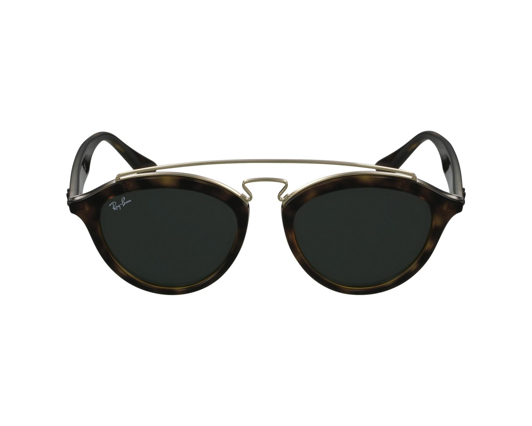23205b30b9 Sunglasses Ray-Ban RB-4257 710 71 53-19 Havana Gold profile