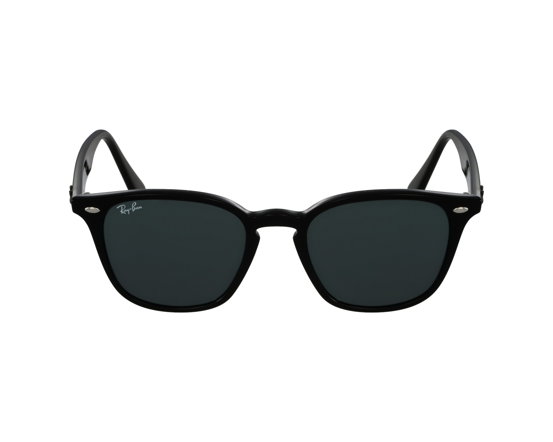 6b73de625d thumbnail Sunglasses Ray-Ban RB-4258 601 71 - Black profile view