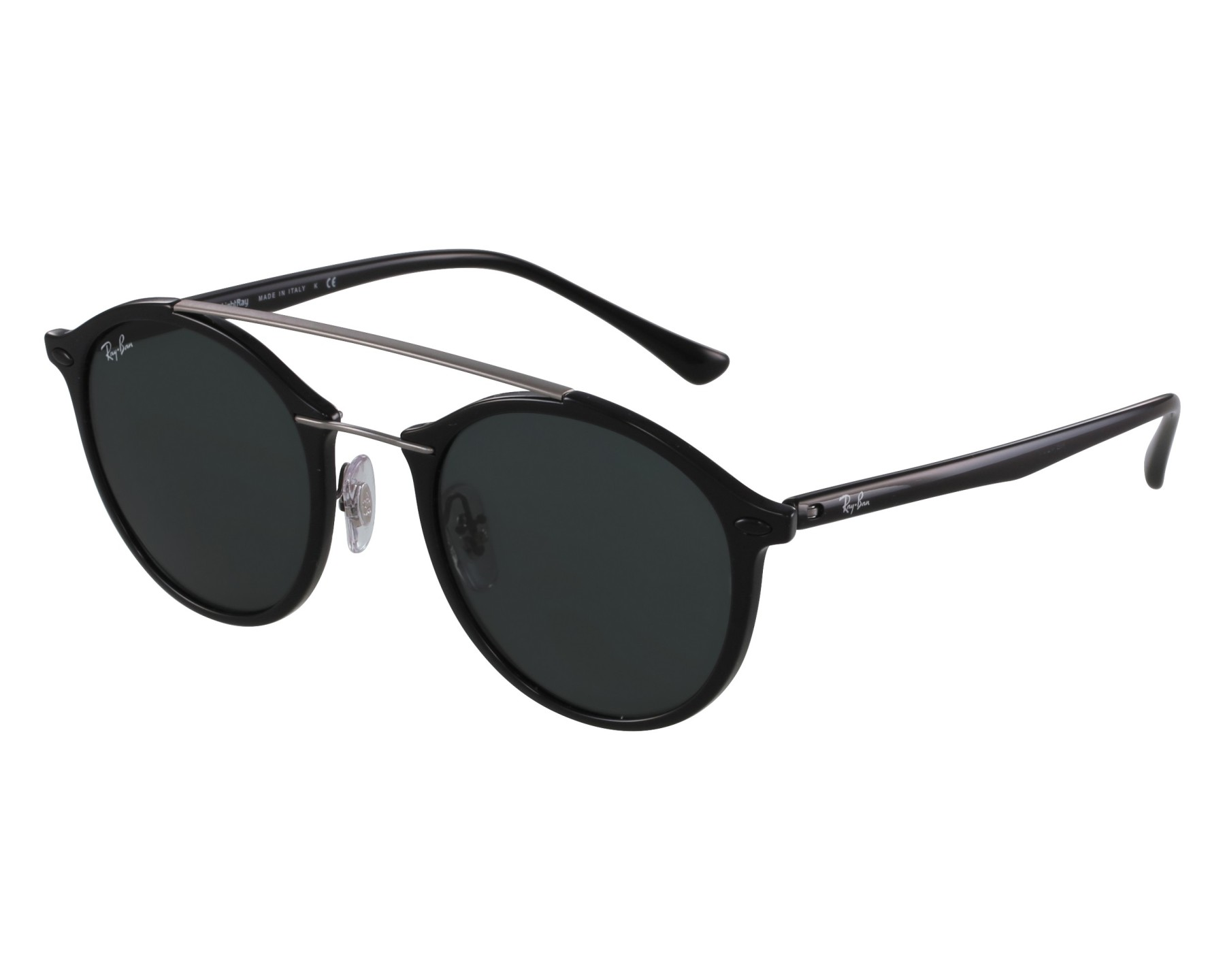 ray ban homme noir
