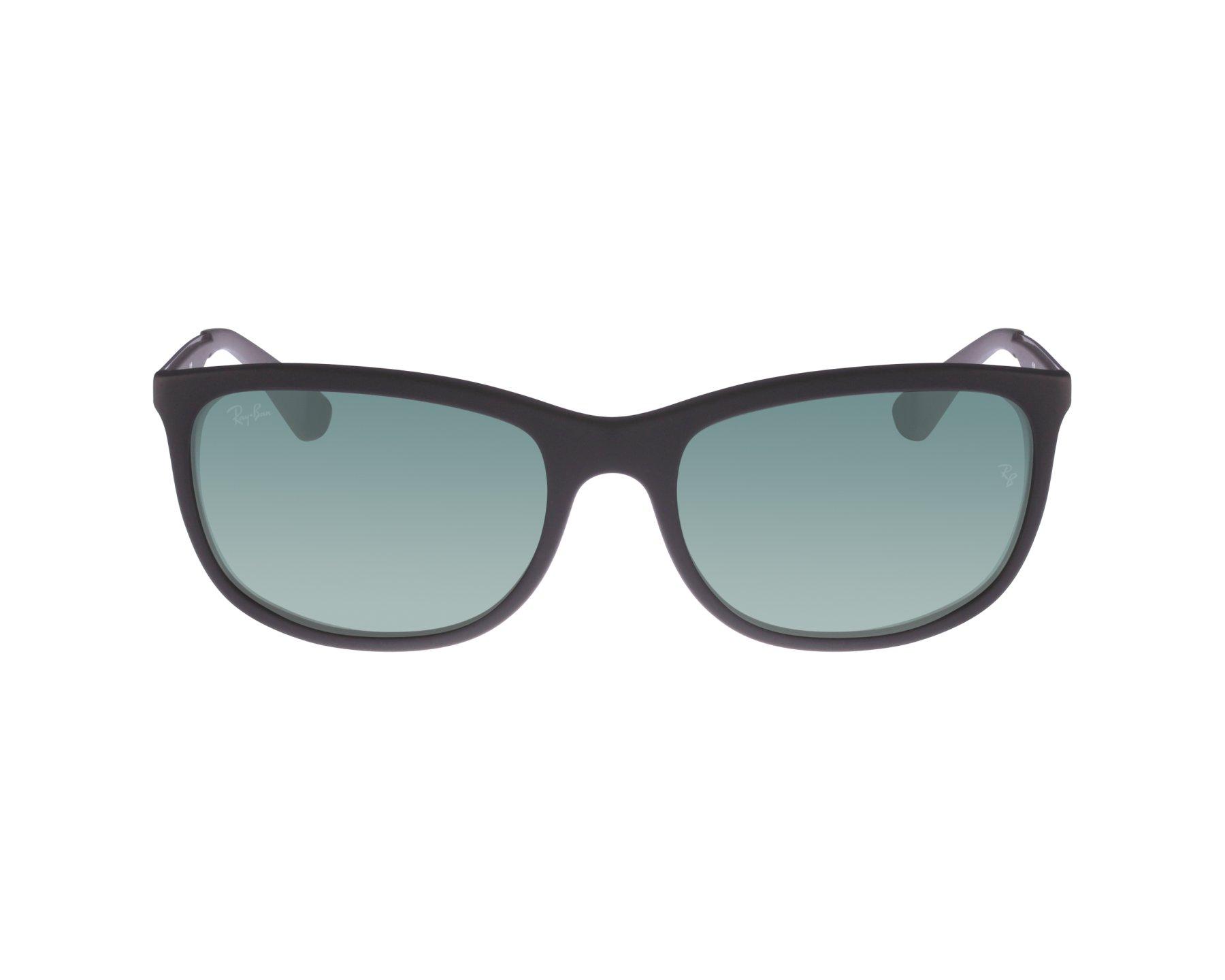 bd24c6f3cb9 Sunglasses Ray-Ban RB-4267 601S 71 59-19 Black Grey profile