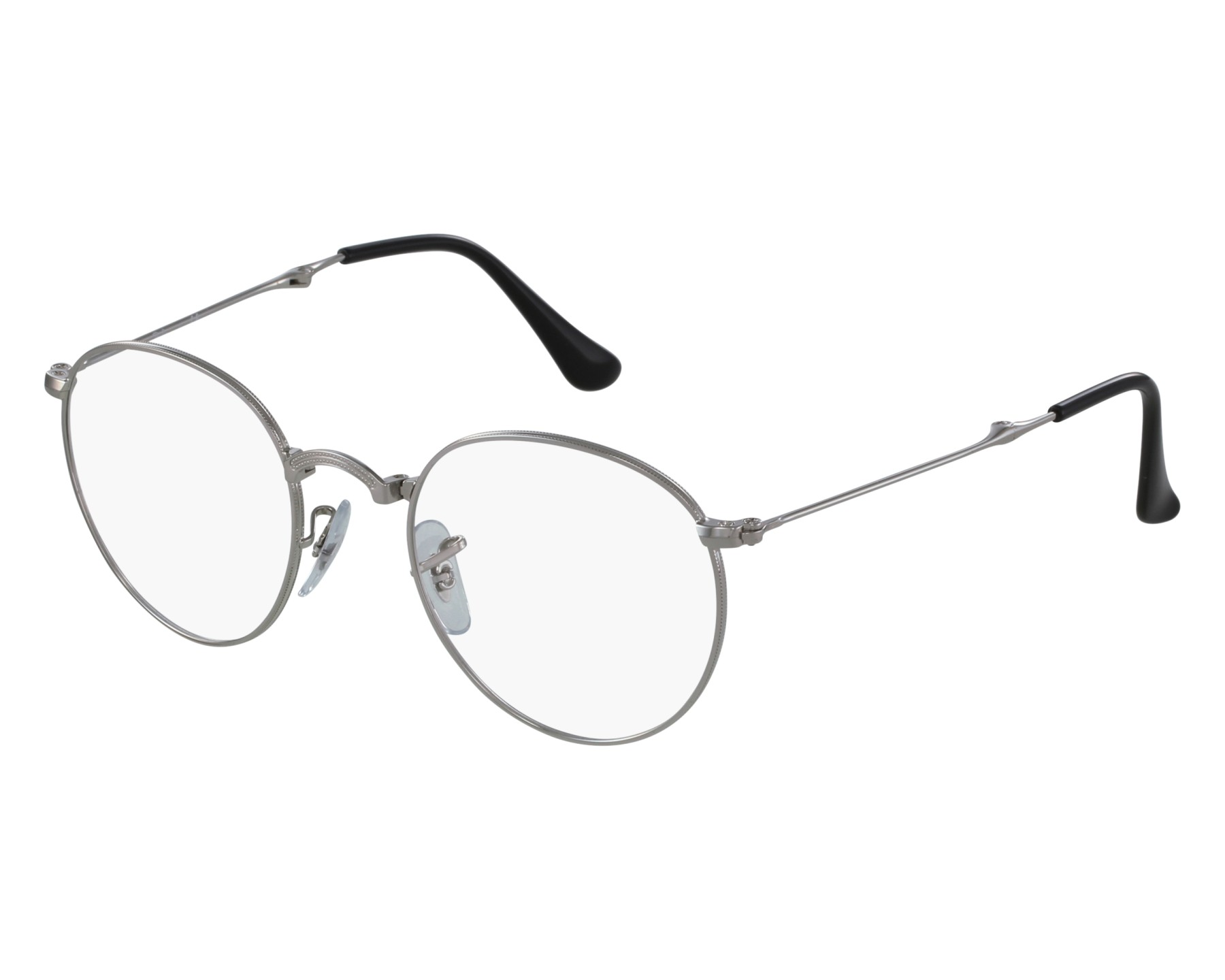 acd636de57f eyeglasses Ray-Ban RX-3532 2501 47-20 Silver front view