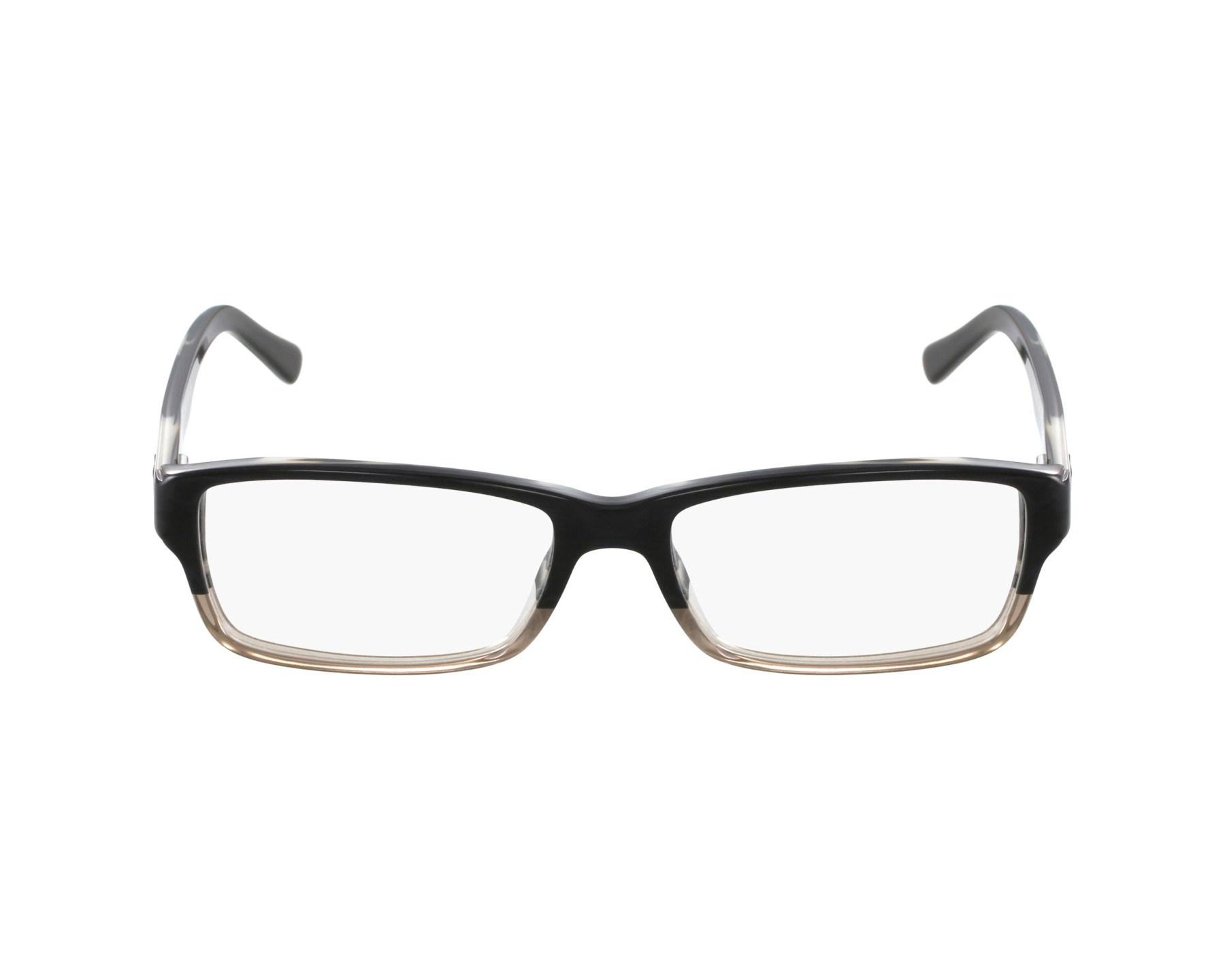 b781216040405 eyeglasses Ray-Ban RX-5169 5540 52-16 Black Mix profile view