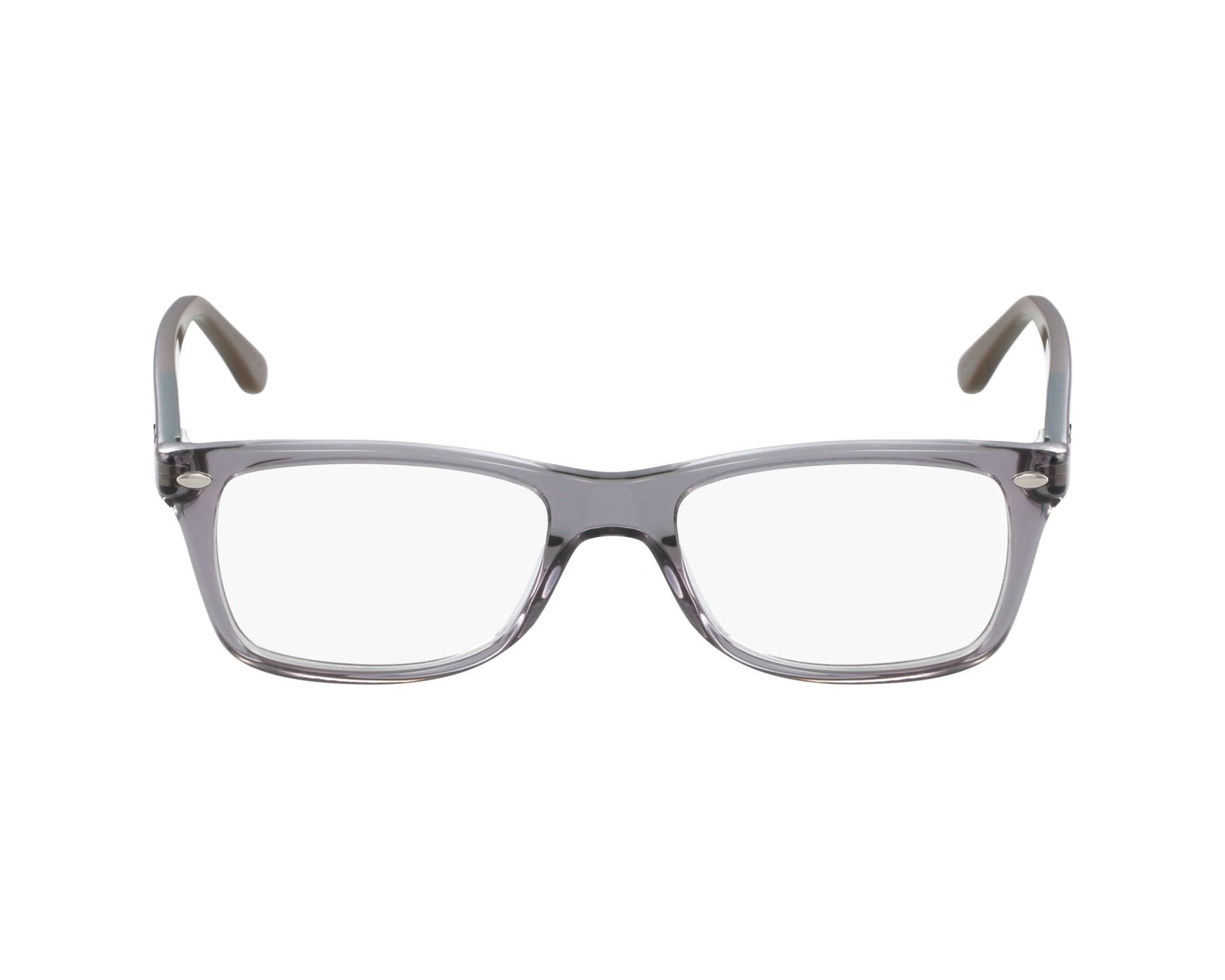 f532c8fc12d02 eyeglasses Ray-Ban RX-5228 5546 53-17 Grey Blue profile view