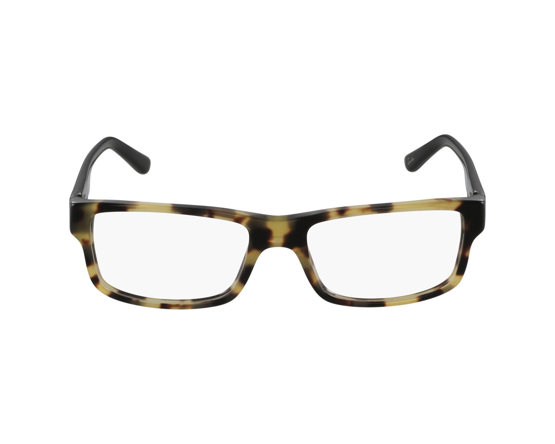 5a636502a48 thumbnail eyeglasses Ray-Ban RX-5245 5608 - Havana Black profile view