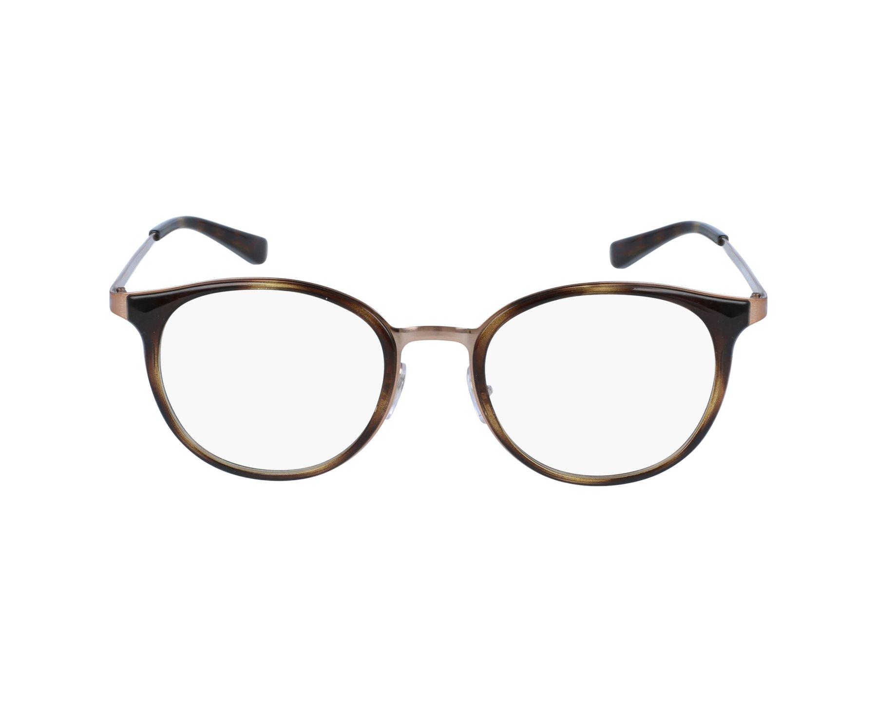 7472eb1070b5f eyeglasses Ray-Ban RX-6372-M 2732 50-19 Bronze Havana profile