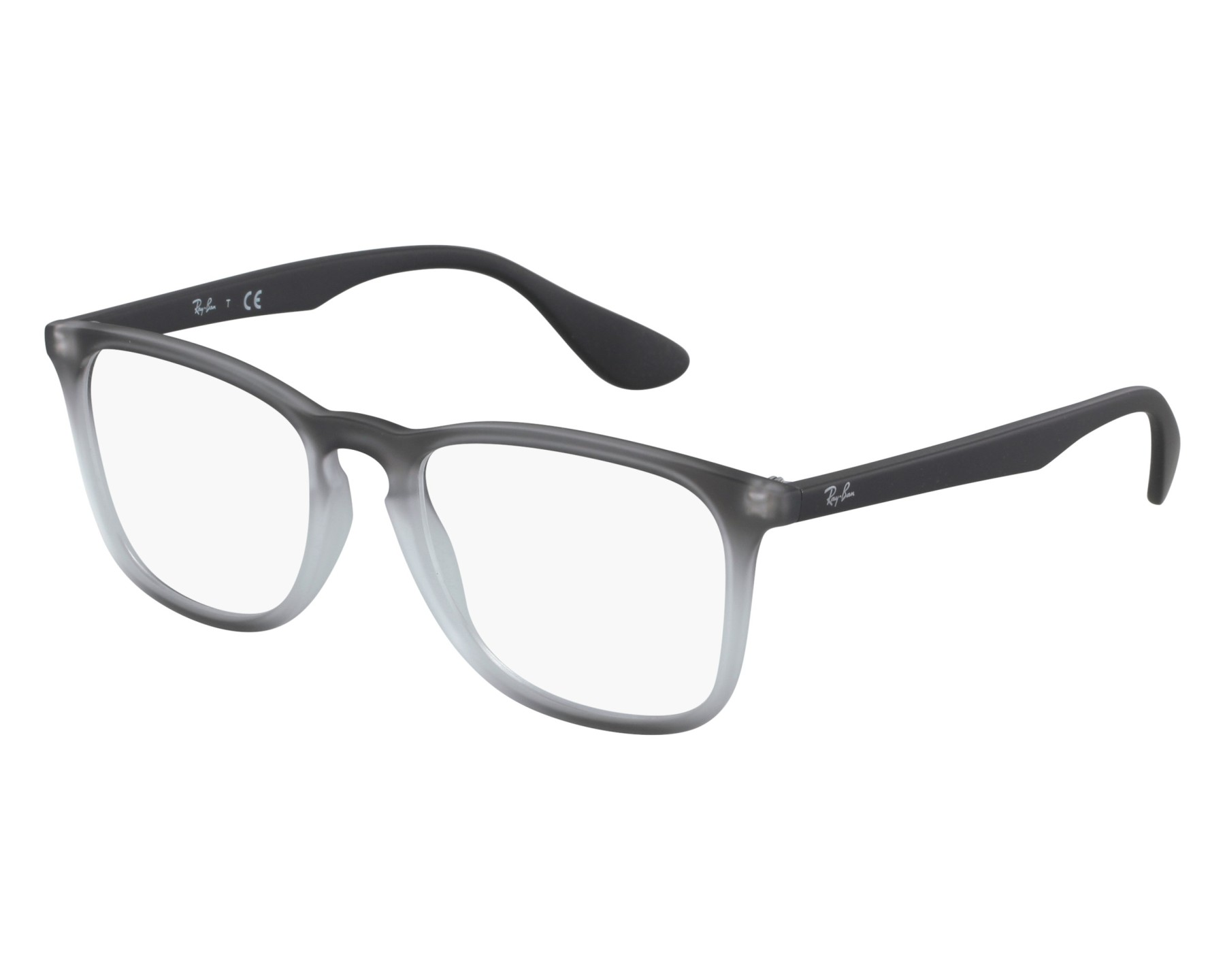 aabf646e8dc eyeglasses Ray-Ban RX-7074 5602 - Grey front view