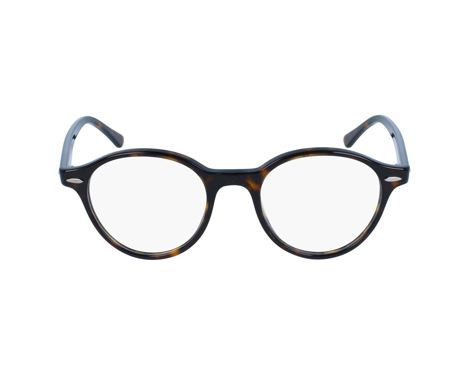 1cd544ad6f eyeglasses Ray-Ban RX-7118 2012 48-19 Havana profile view