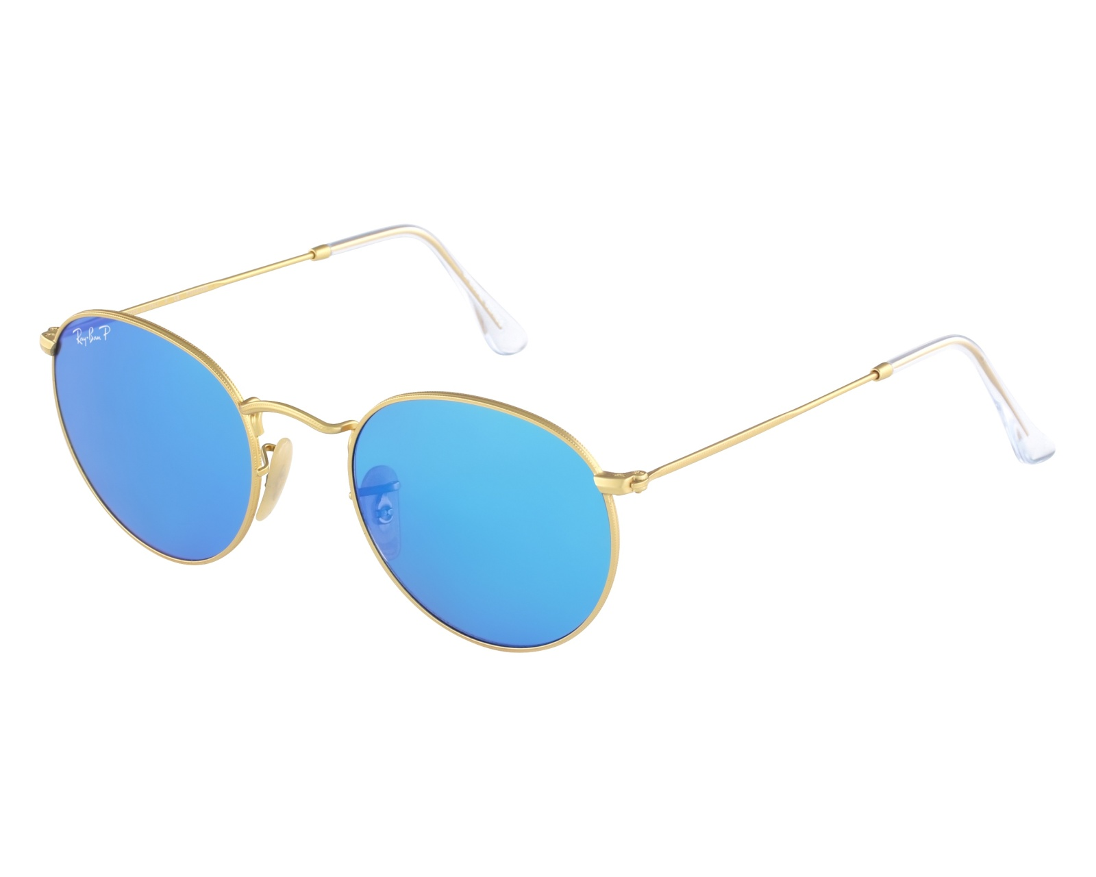 d991d8b099d Sunglasses Ray-Ban RB-3447 112 4L 50-21 Gold front view