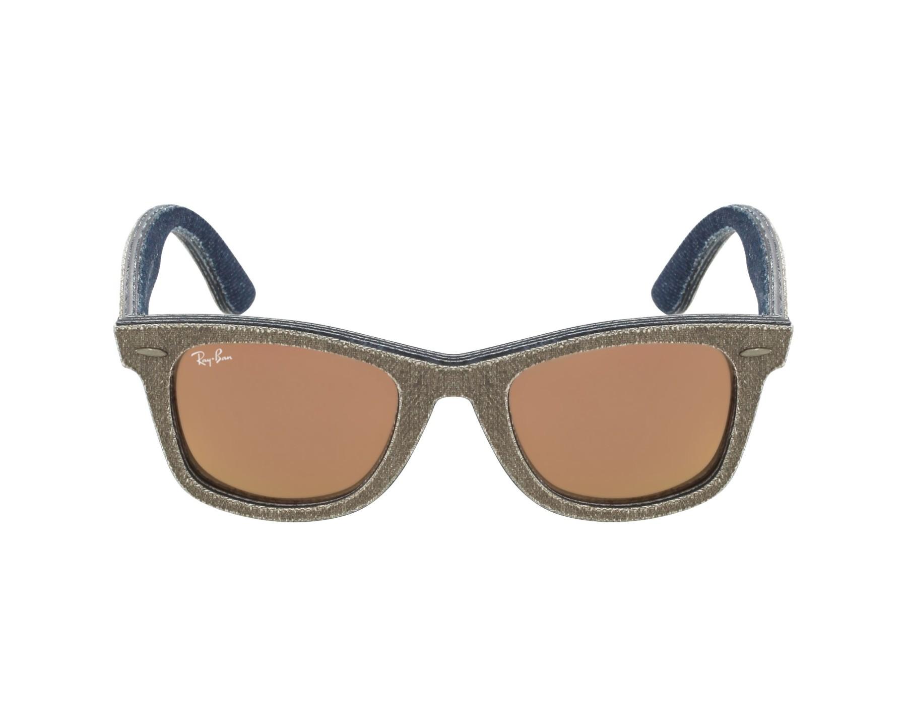 Glasses Frame Tighteners : Ray Ban sunglasses Wayfarer RB2140 1193Z2 50 Visionet
