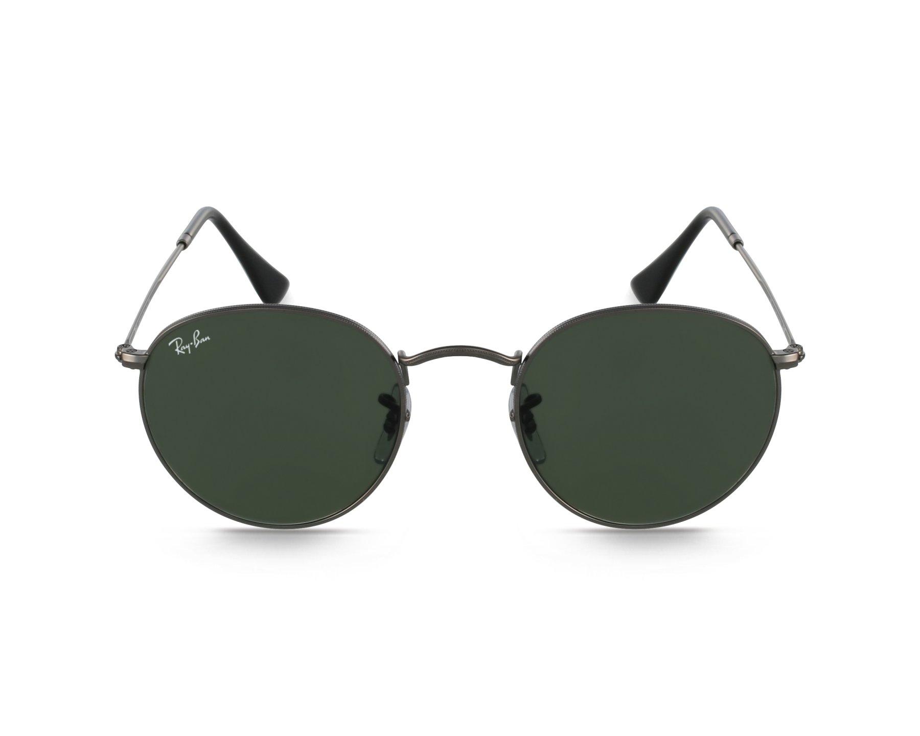 650ea57b89 Sunglasses Ray-Ban RB-3447 029 50-21 Grey profile view