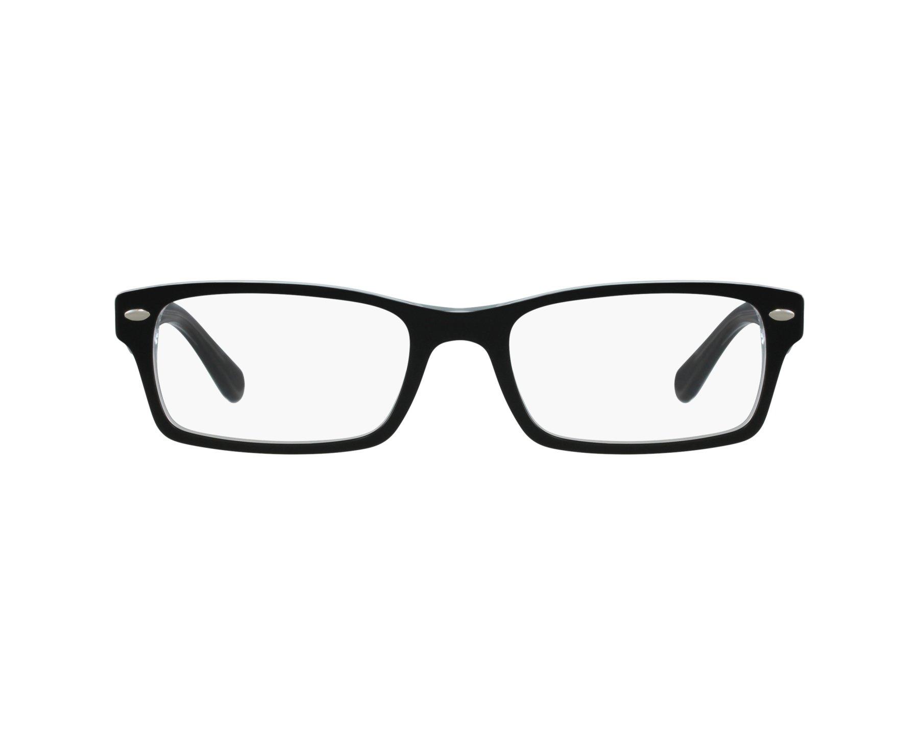 5a815f5f56 eyeglasses Ray-Ban RX-5228 5057 50-17 Havana profile view