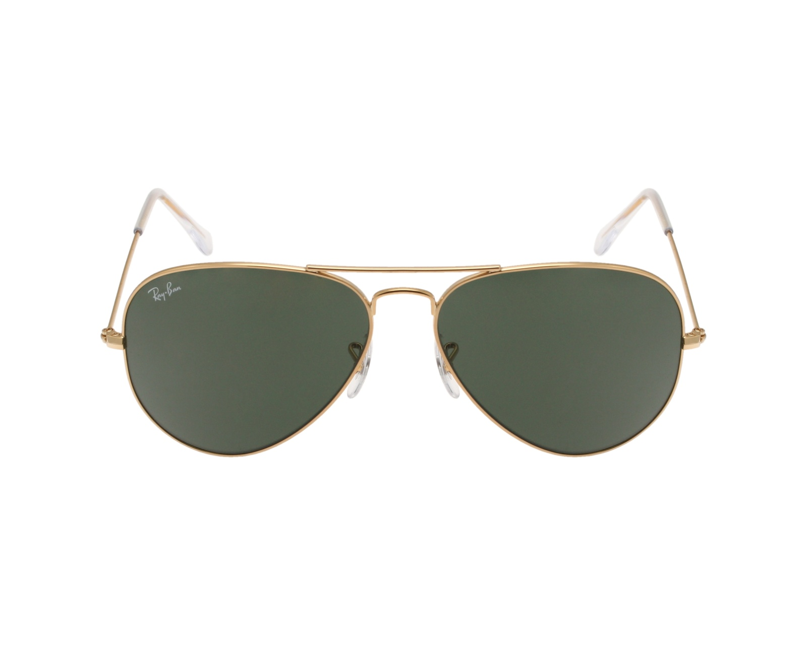 03df3e3b8b741 Sunglasses Ray-Ban RB-3025 L0205 55-14 Gold profile view