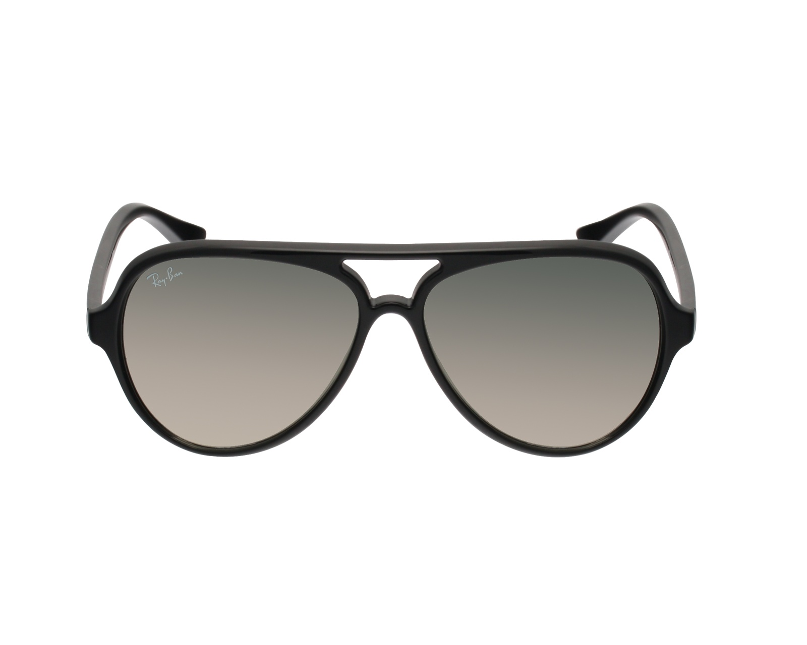 2b2753291 Sunglasses Ray-Ban RB-4125 601/32 59-14 Black profile view