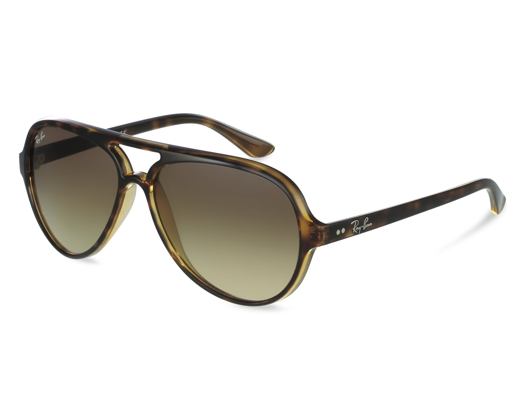 fe6fbe44fd1 italy sunglasses ray ban rb 4125 710 51 59 12 havana front view c275e 74da0