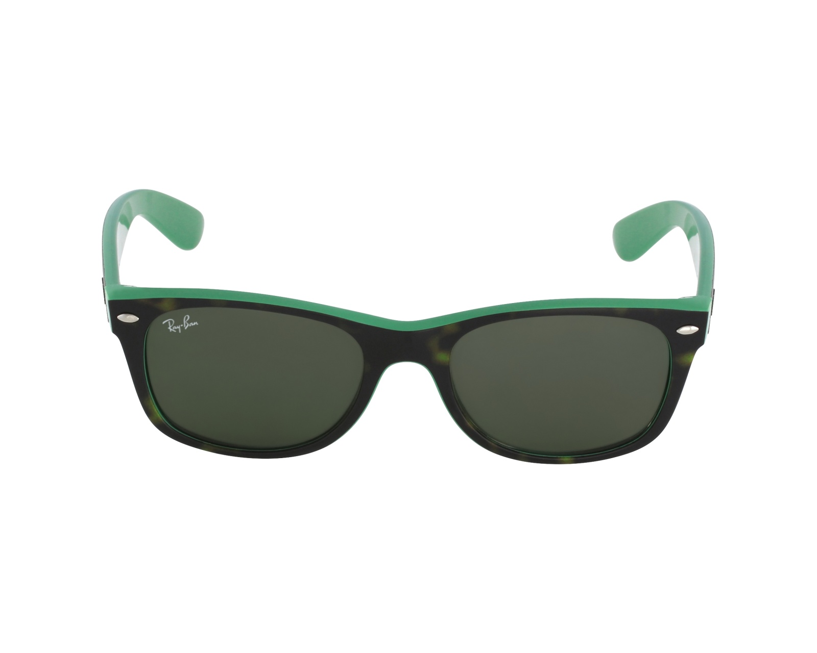 6bdc92eccb6a Sunglasses Ray-Ban RB-2132 6013 - Havana Green profile view