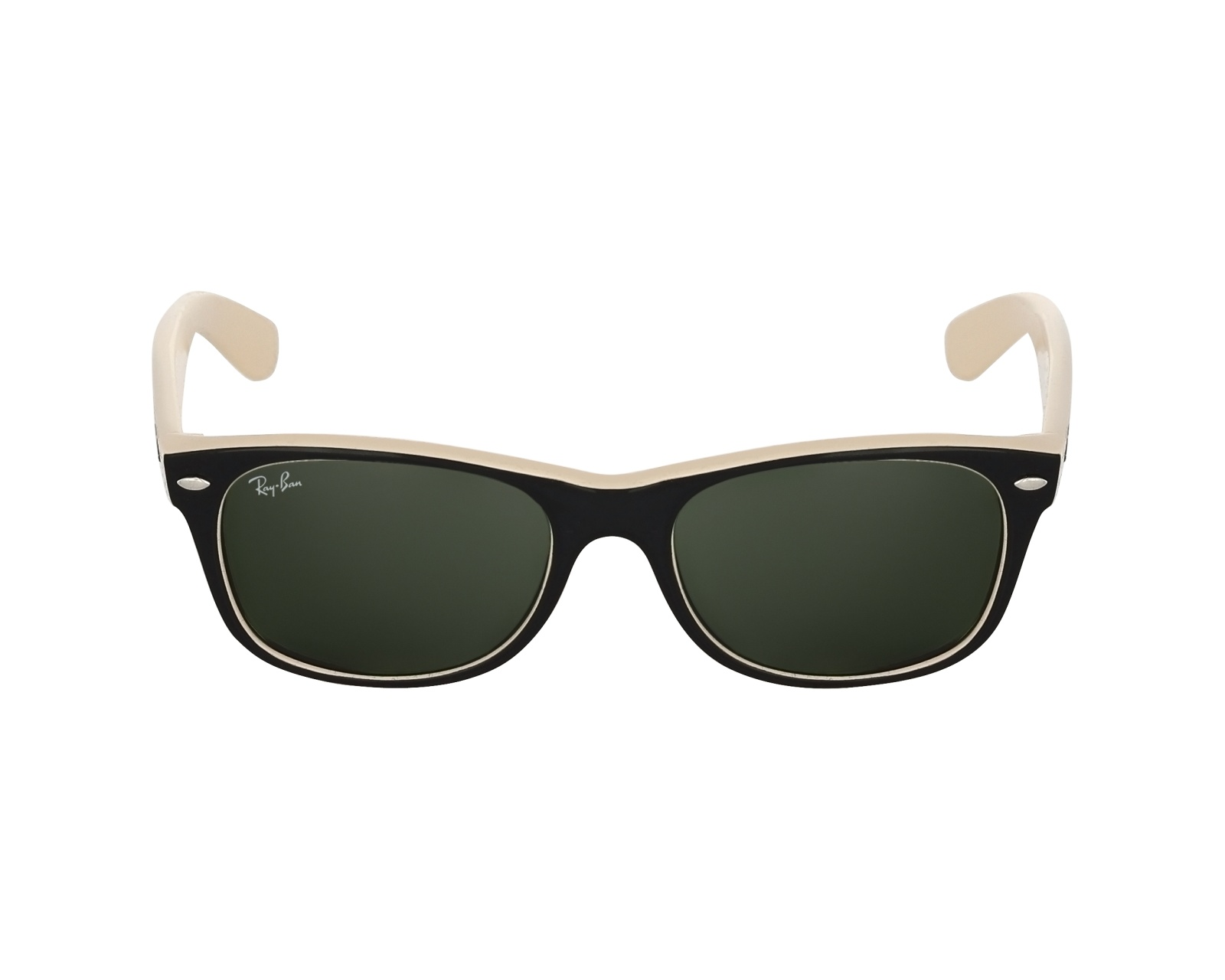 Sunglasses Ray-Ban RB-2132 875 - Black Beige profile view f50dc362889