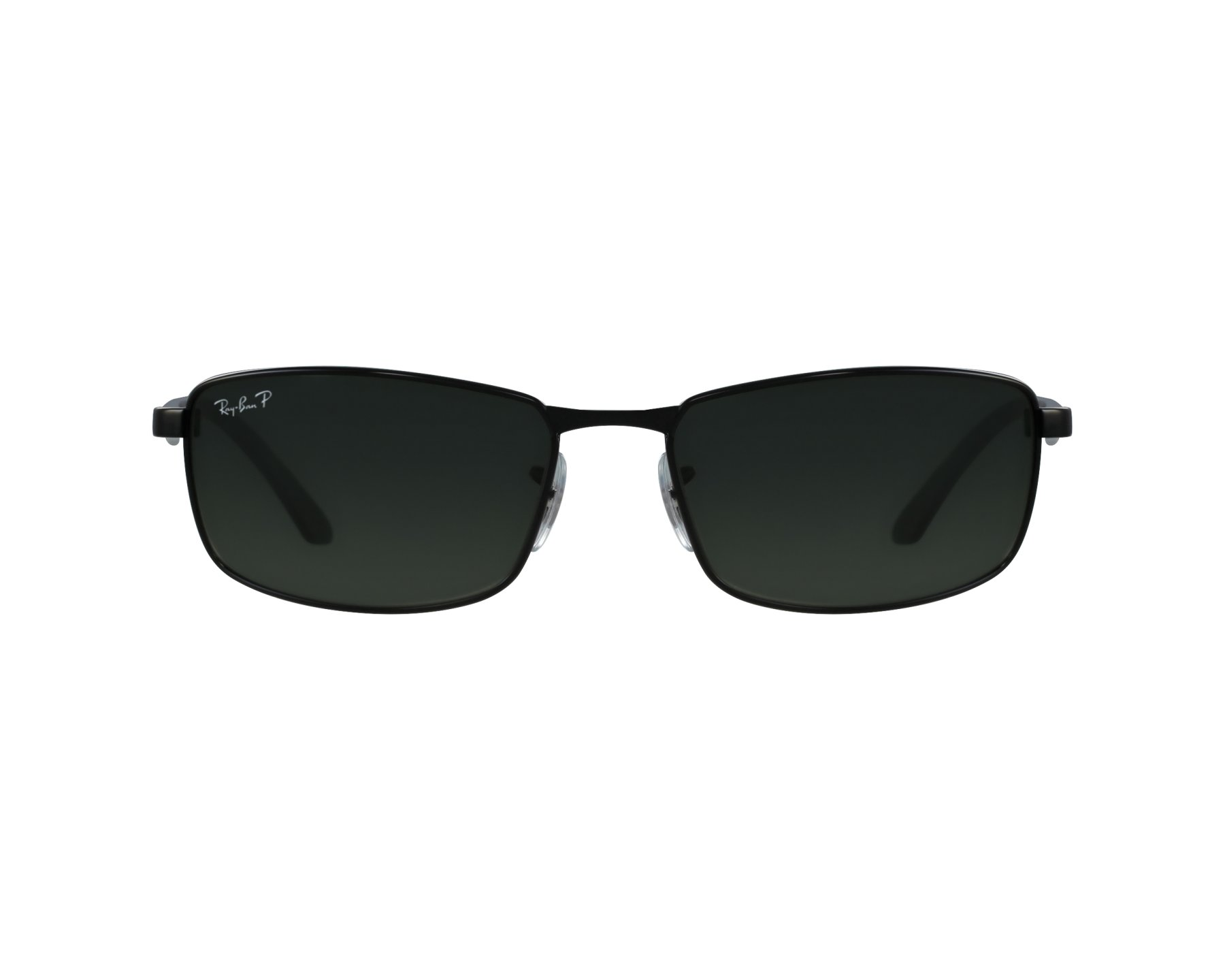 235f138e89 Sunglasses Ray-Ban RB-3498 002 9A 61-17 Black profile view