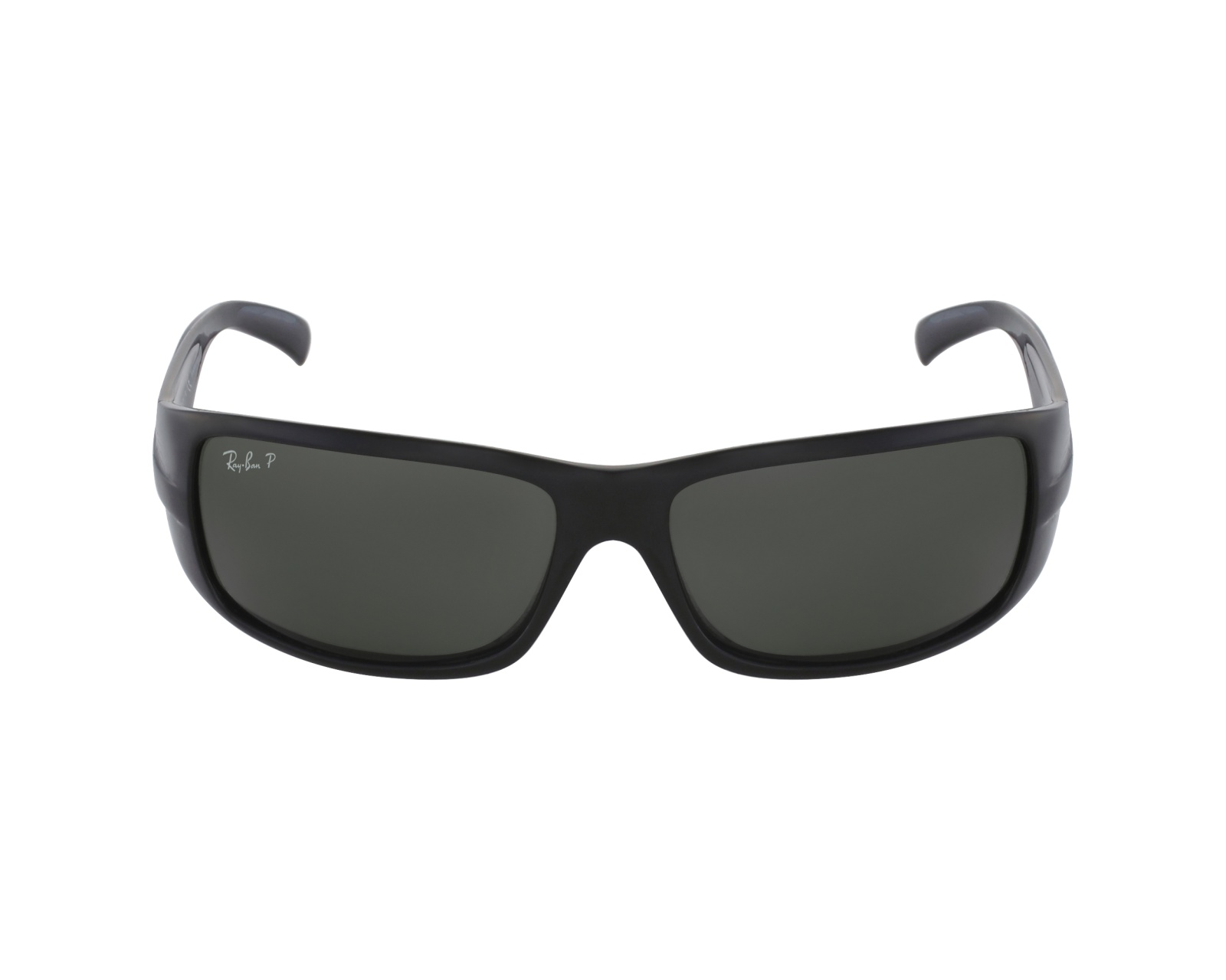 5322847dc7 thumbnail Sunglasses Ray-Ban RB-4057 601 58 - Black profile view