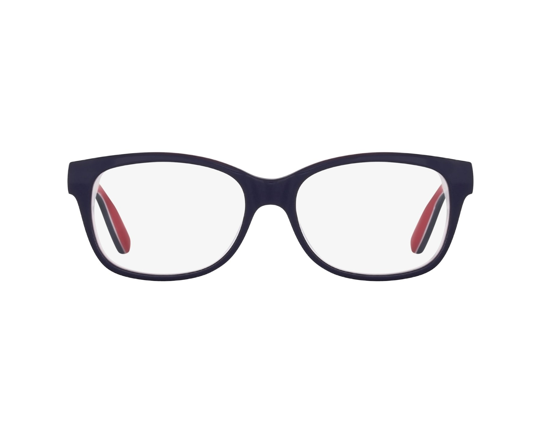 eyeglasses Tommy Hilfiger TH-1017 UNN - Blue Red profile view e78019ca166