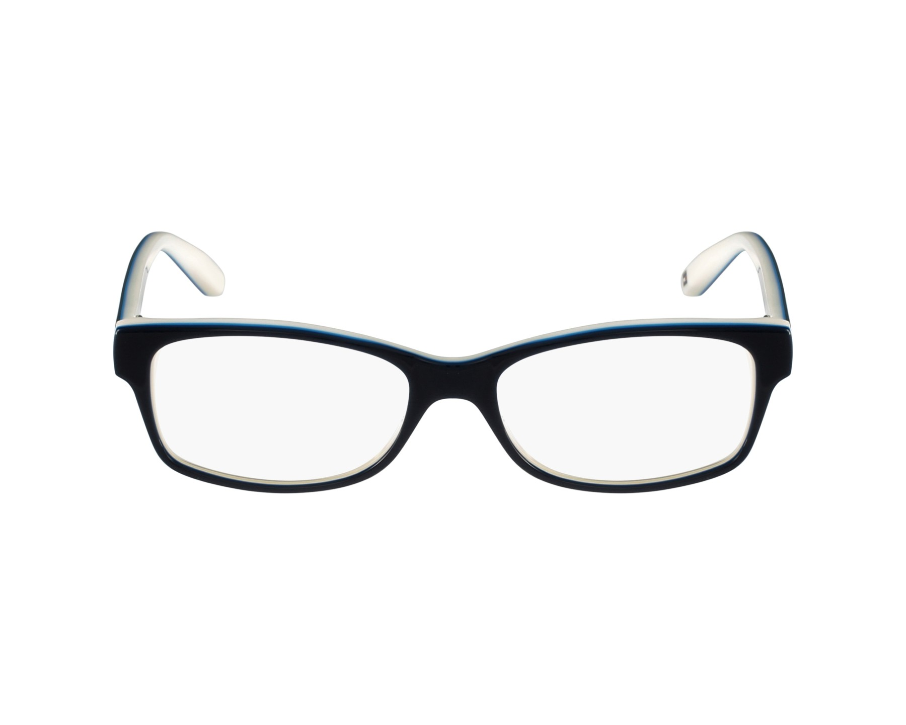 40ba204fb71 eyeglasses Tommy Hilfiger TH-1018 1IH 52-16 Blue Ivory profile view