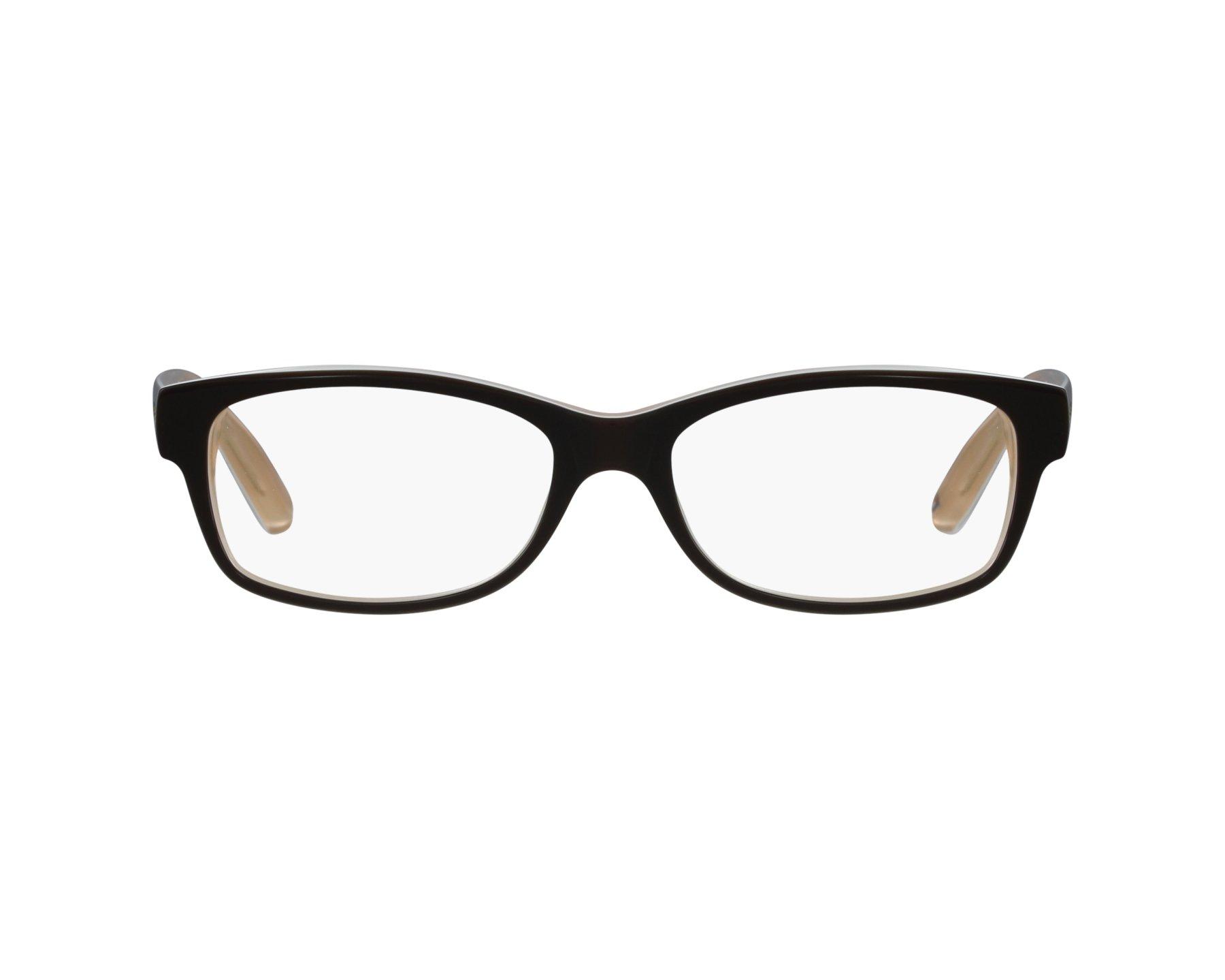 055b21b3758 eyeglasses Tommy Hilfiger TH-1018 GYB 52-16 Brown Beige profile view