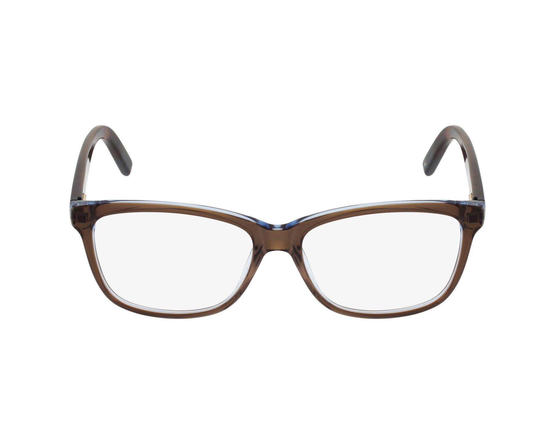 ef06f7eba34452 eyeglasses Tommy Hilfiger TH-1191 784 - Brown Azure profile view