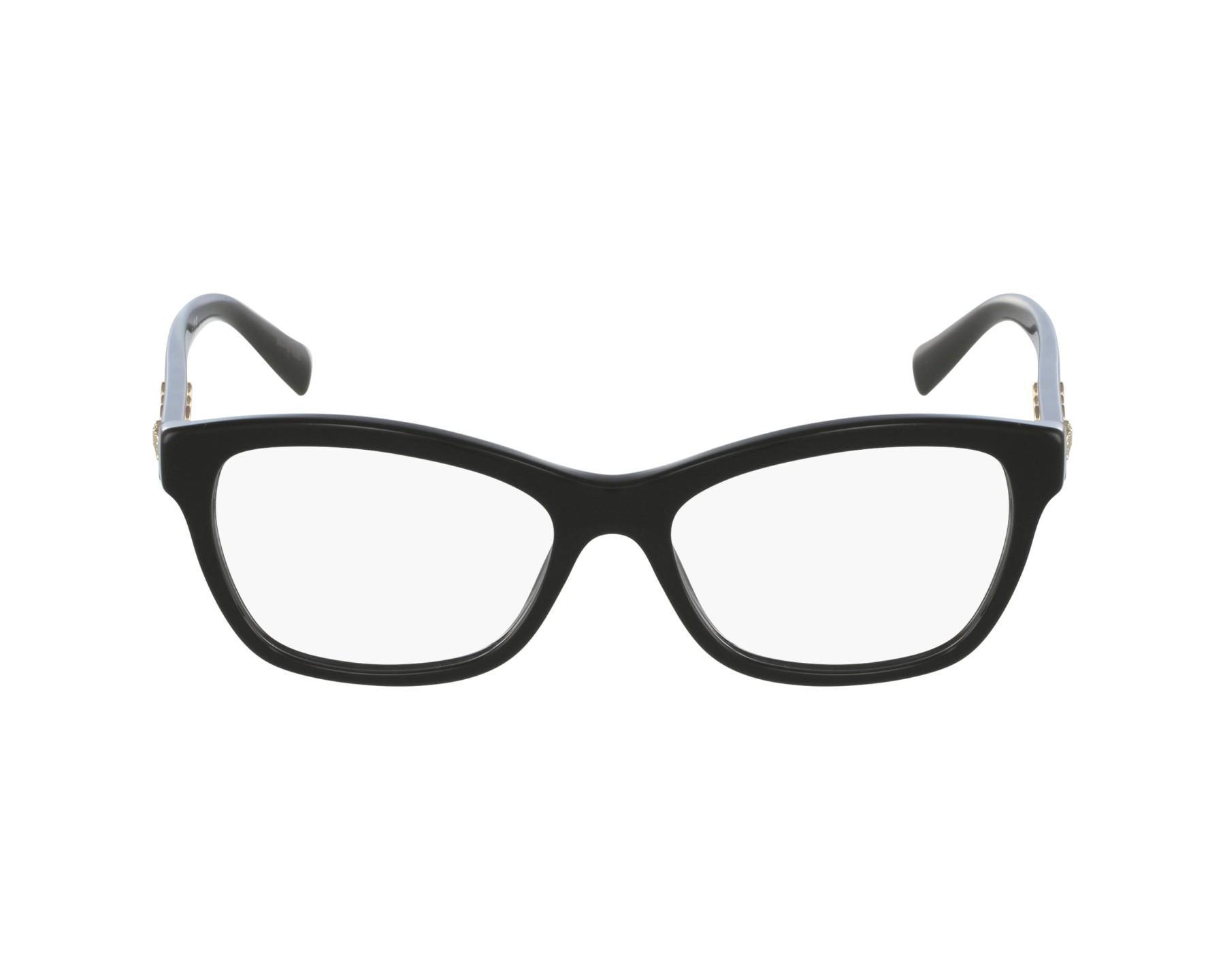 2f43fa097a8 eyeglasses Versace VE-3225 GB1 - Black profile view