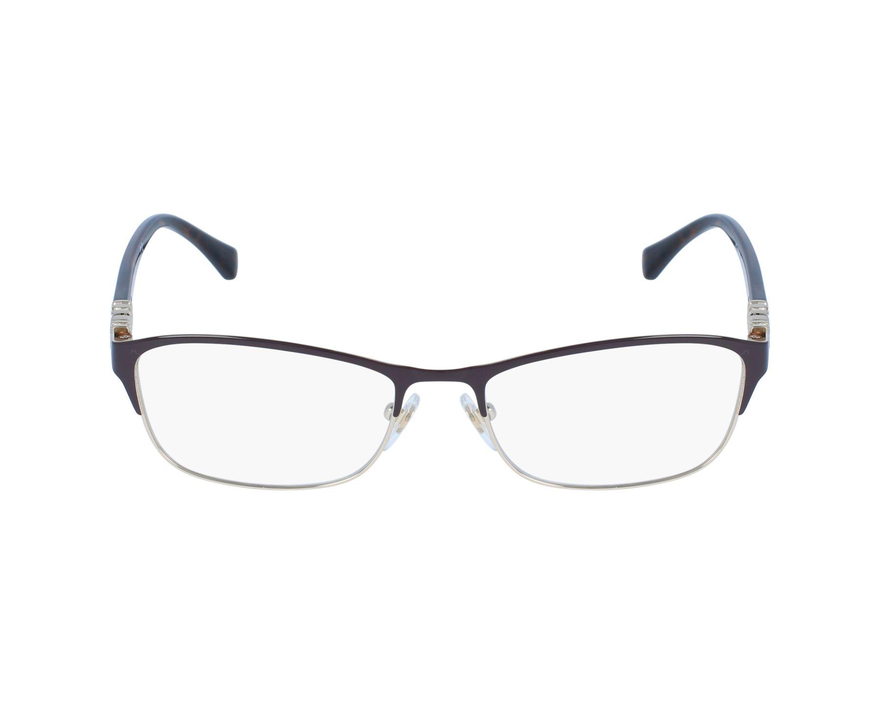 eyeglasses Vogue VO-4057-B 997 52-17 Brown Gold profile view 47784d25c15