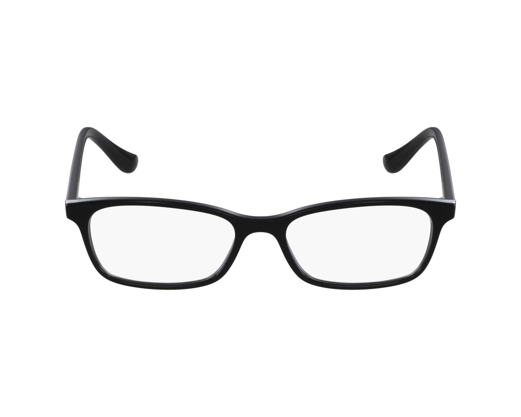 04ec471c80 eyeglasses Vogue VO-5053 W44 51-16 Black profile view
