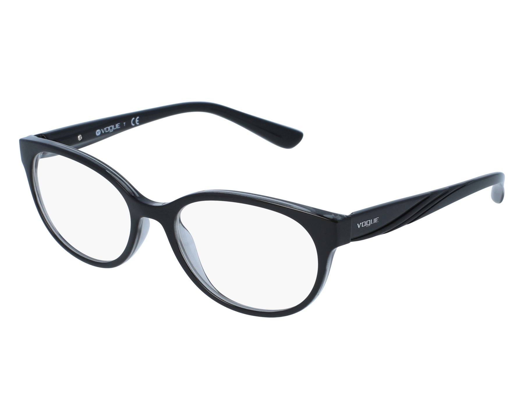 eyeglasses Vogue VO-5103 2385 51-17 Black front view