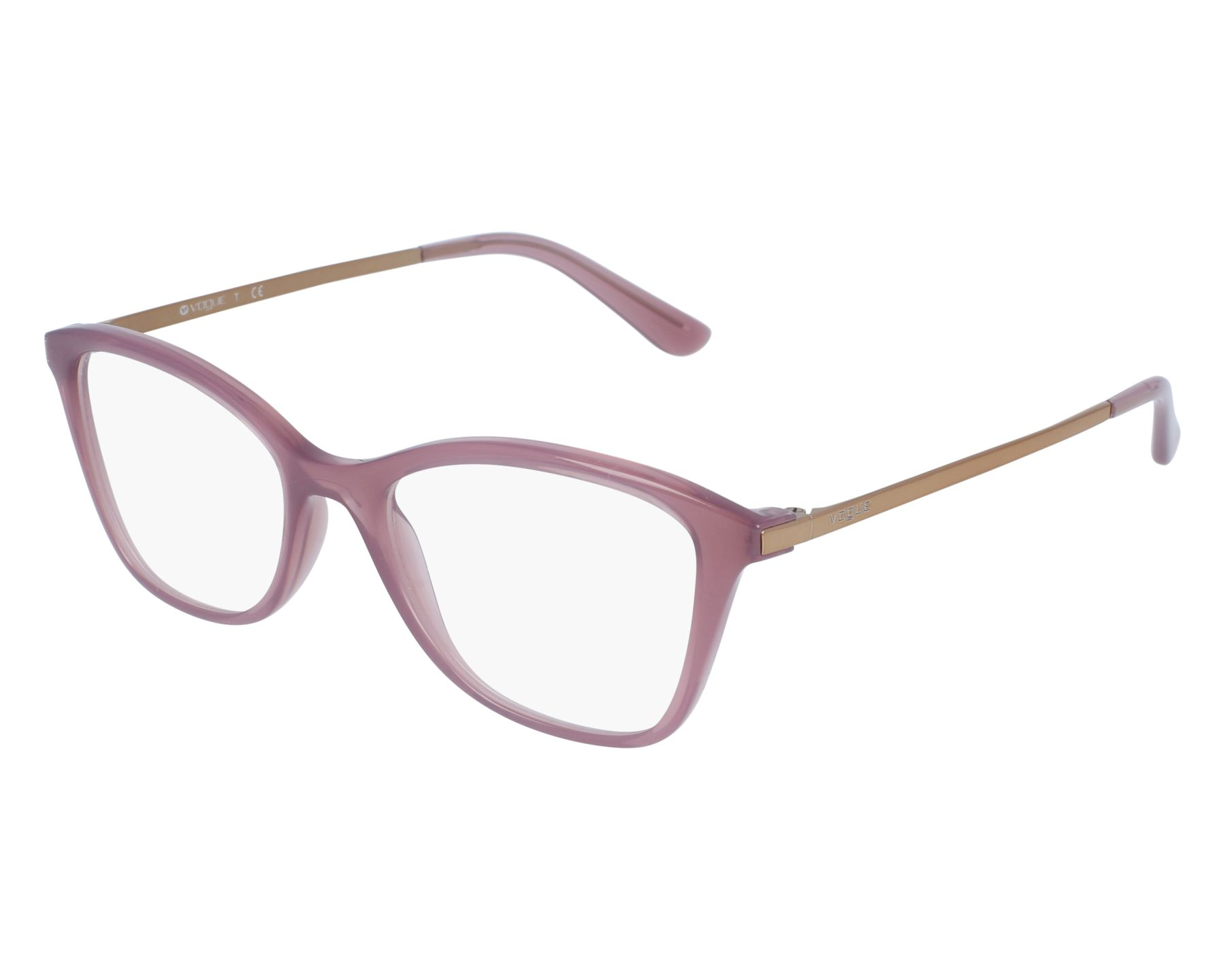 7ac3d259da6 eyeglasses Vogue VO-5152 2535 - Pink Gold front view