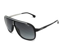76d68d35ca3d3 Carrera Sunglasses 1007-S 003 9O 62-10 Black White Matt ...