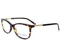 Dolce   Gabbana eyeglasses DG-3107 502 52-15 Havana Gold 4540e70cc052